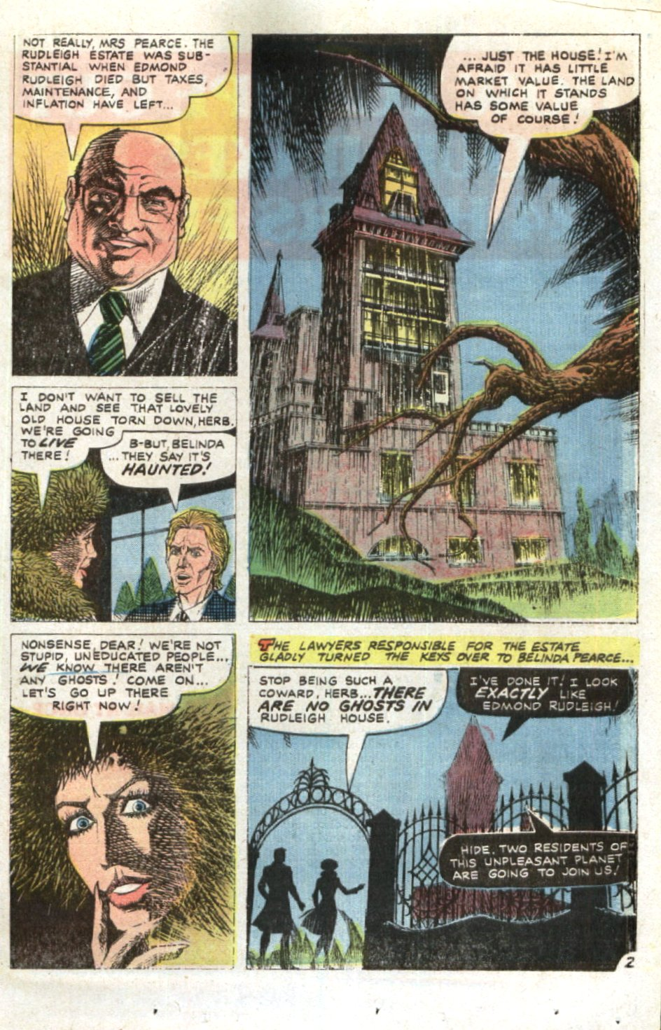 Read online Scary Tales comic -  Issue #26 - 13