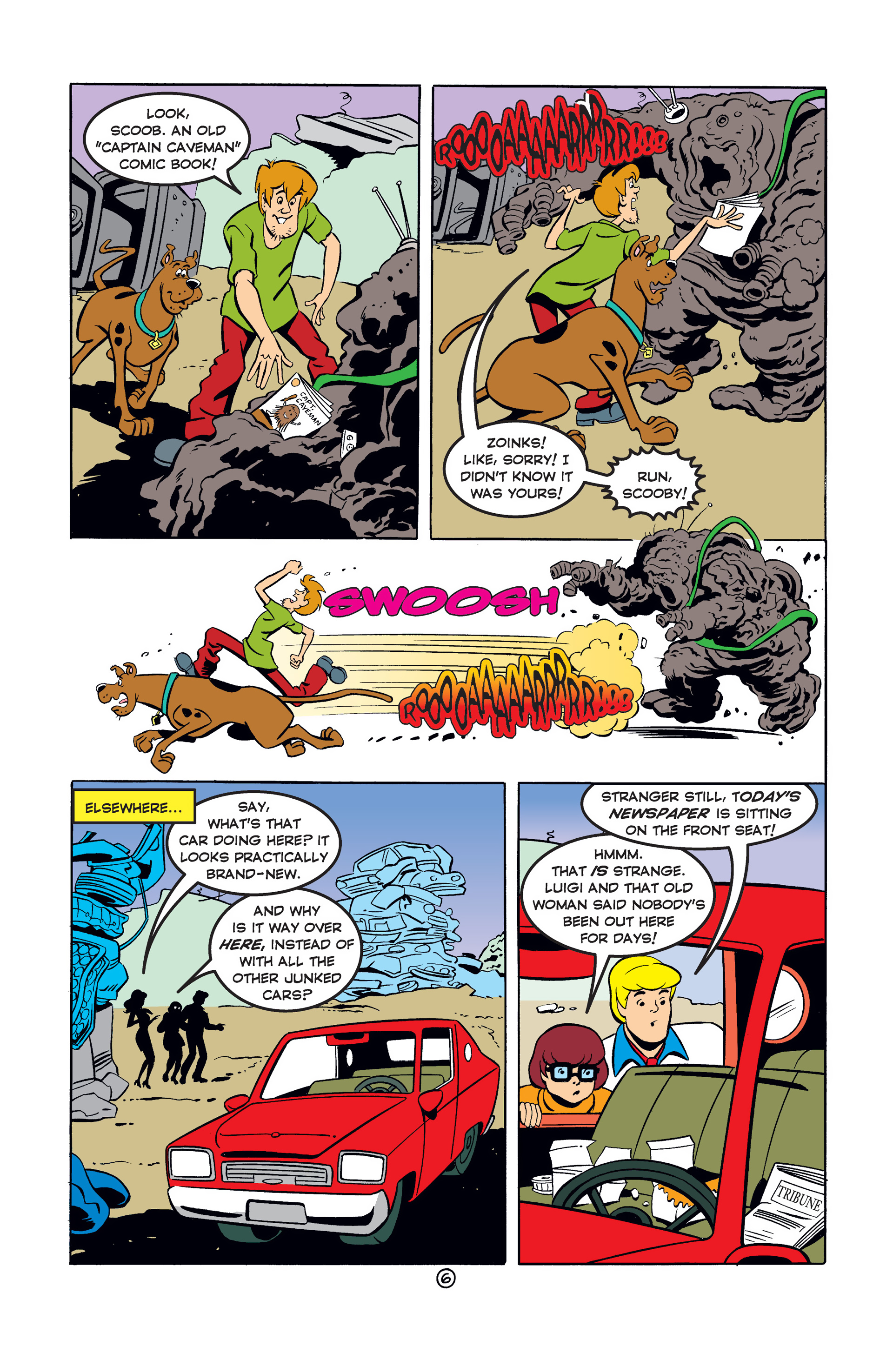 Read online Scooby-Doo (1997) comic -  Issue #41 - 19