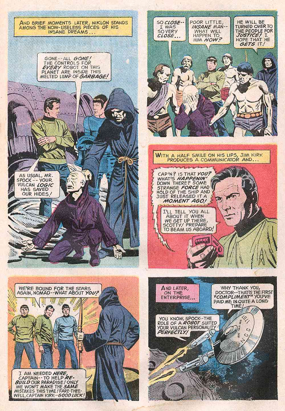 Star Trek (1967) Issue #13 #13 - English 26