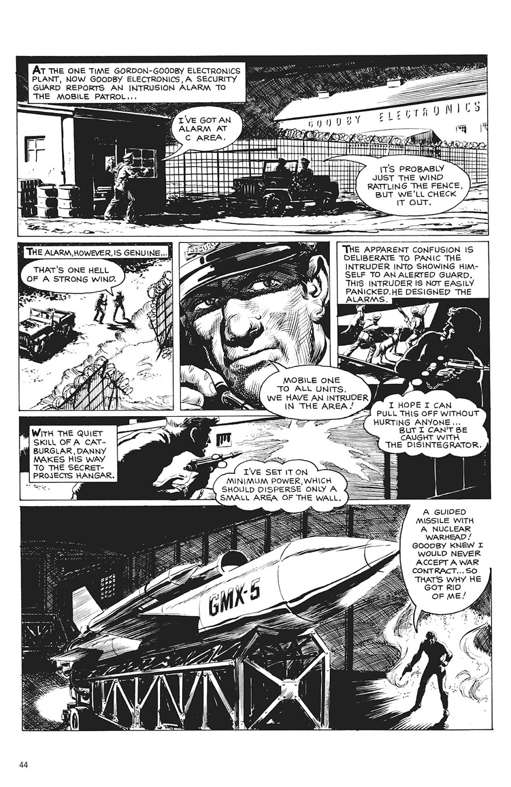 Creepy (2009) Issue #3 #3 - English 46