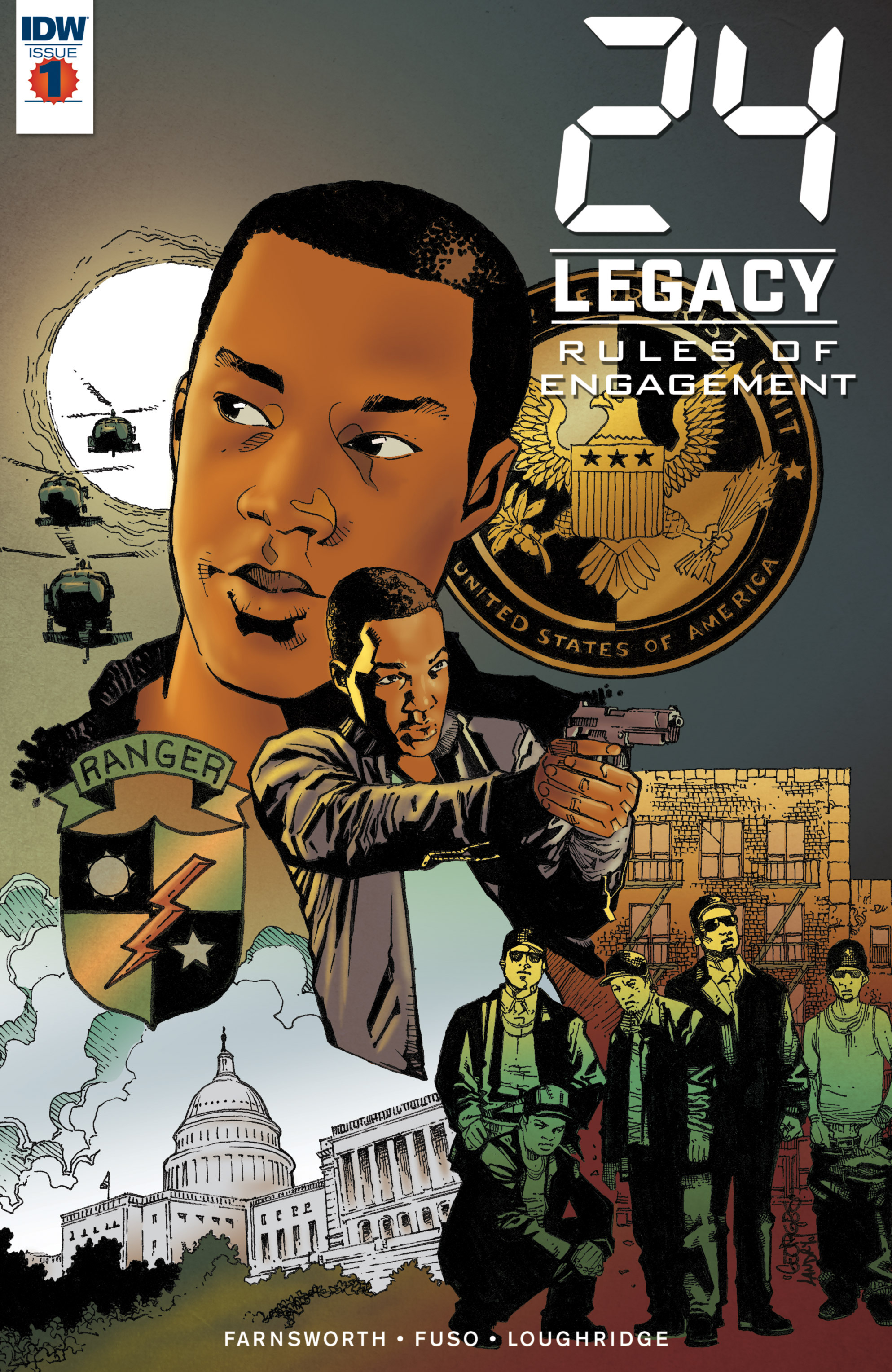24: Legacy - Rules of Engagement 1 Page 1