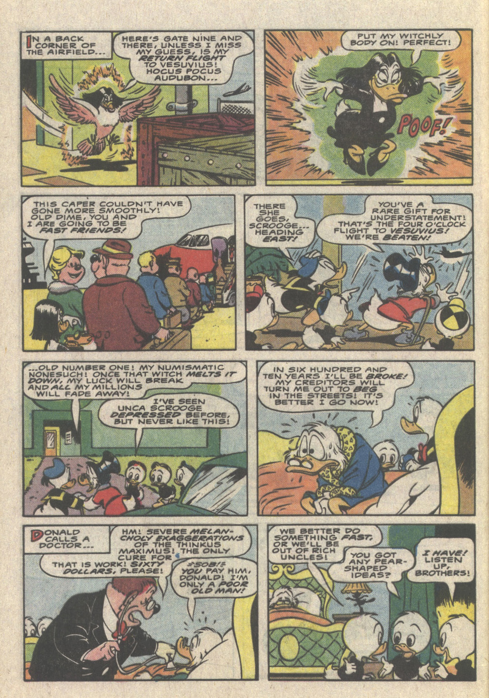 Uncle Scrooge (1953) Issue #223 #223 - English 8