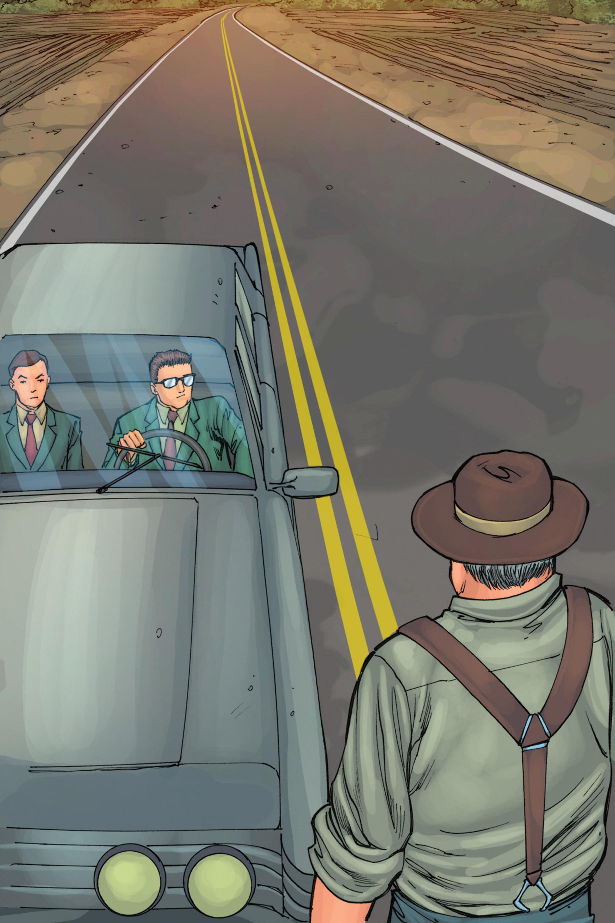 Read online Z-Men comic -  Issue #1 - 112