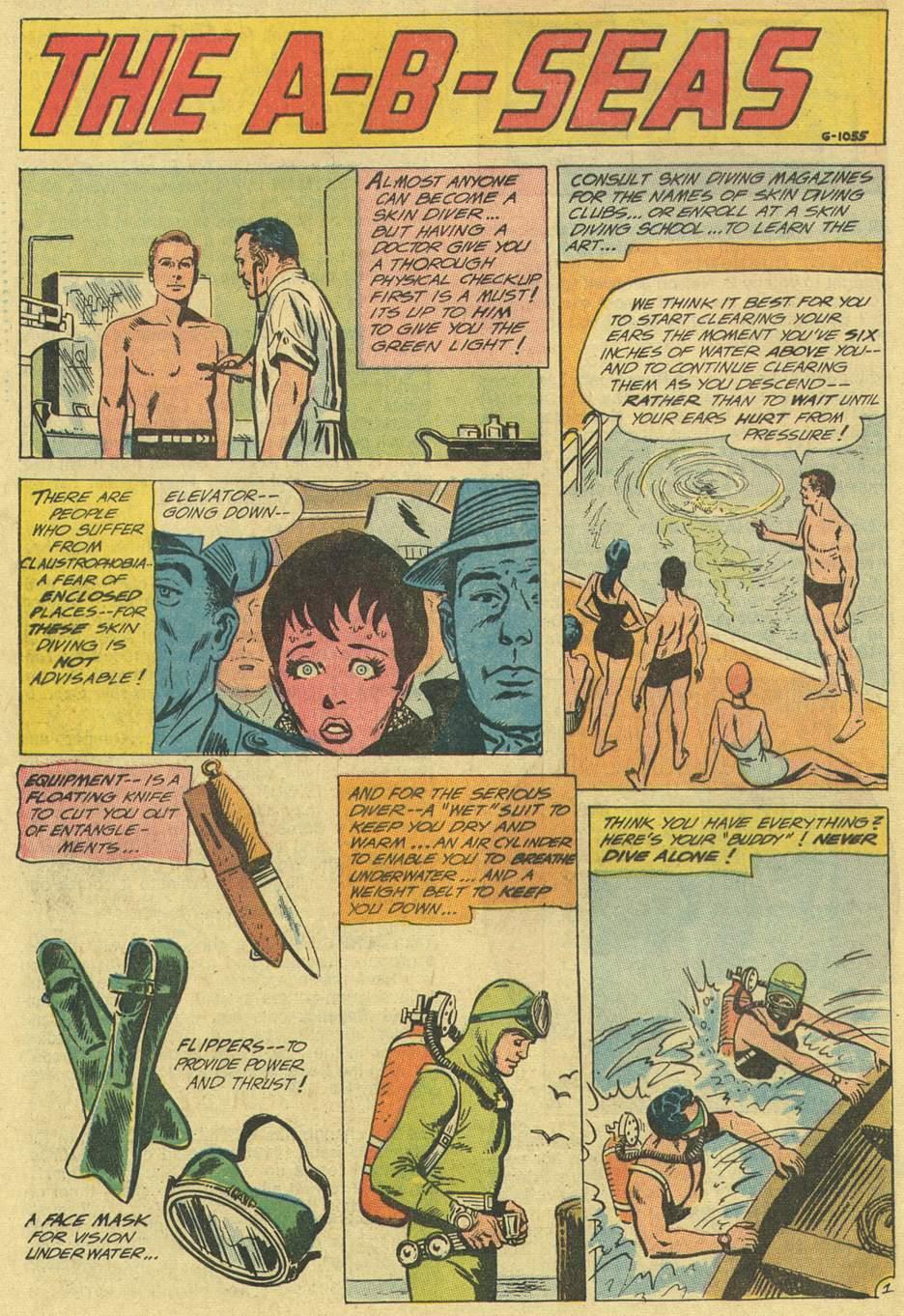 Aquaman (1962) Issue #54 #54 - English 32