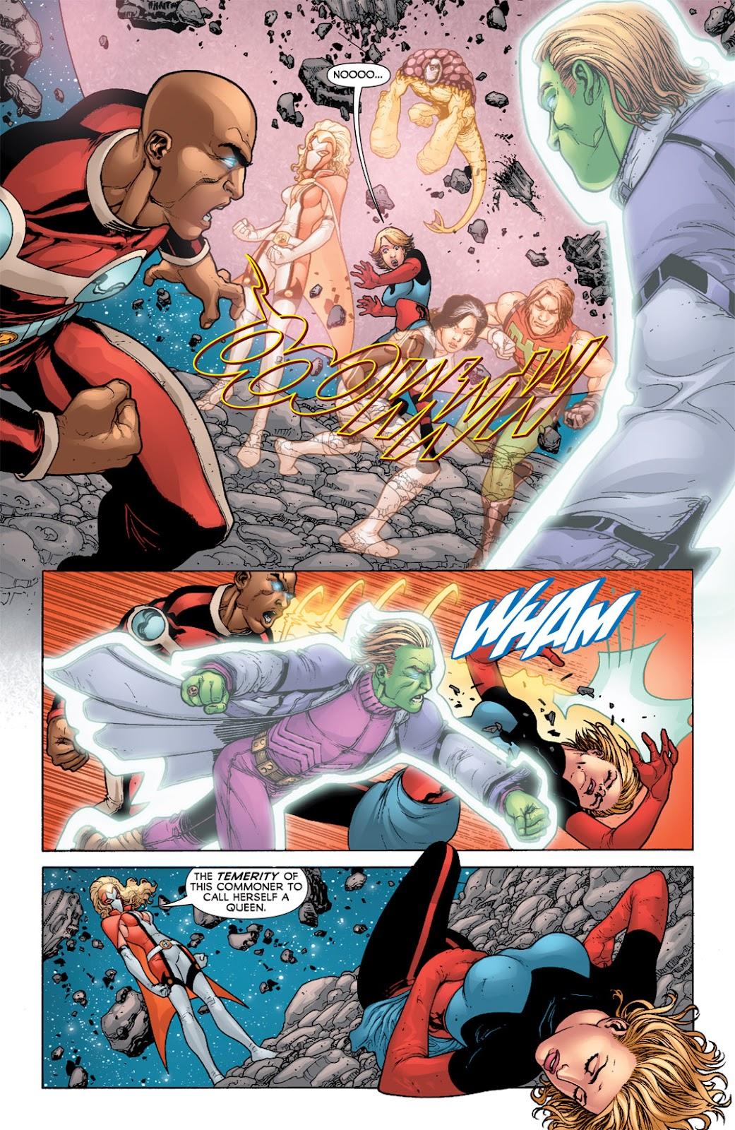Legion of Super-Heroes (2010) Issue #3 #4 - English 24