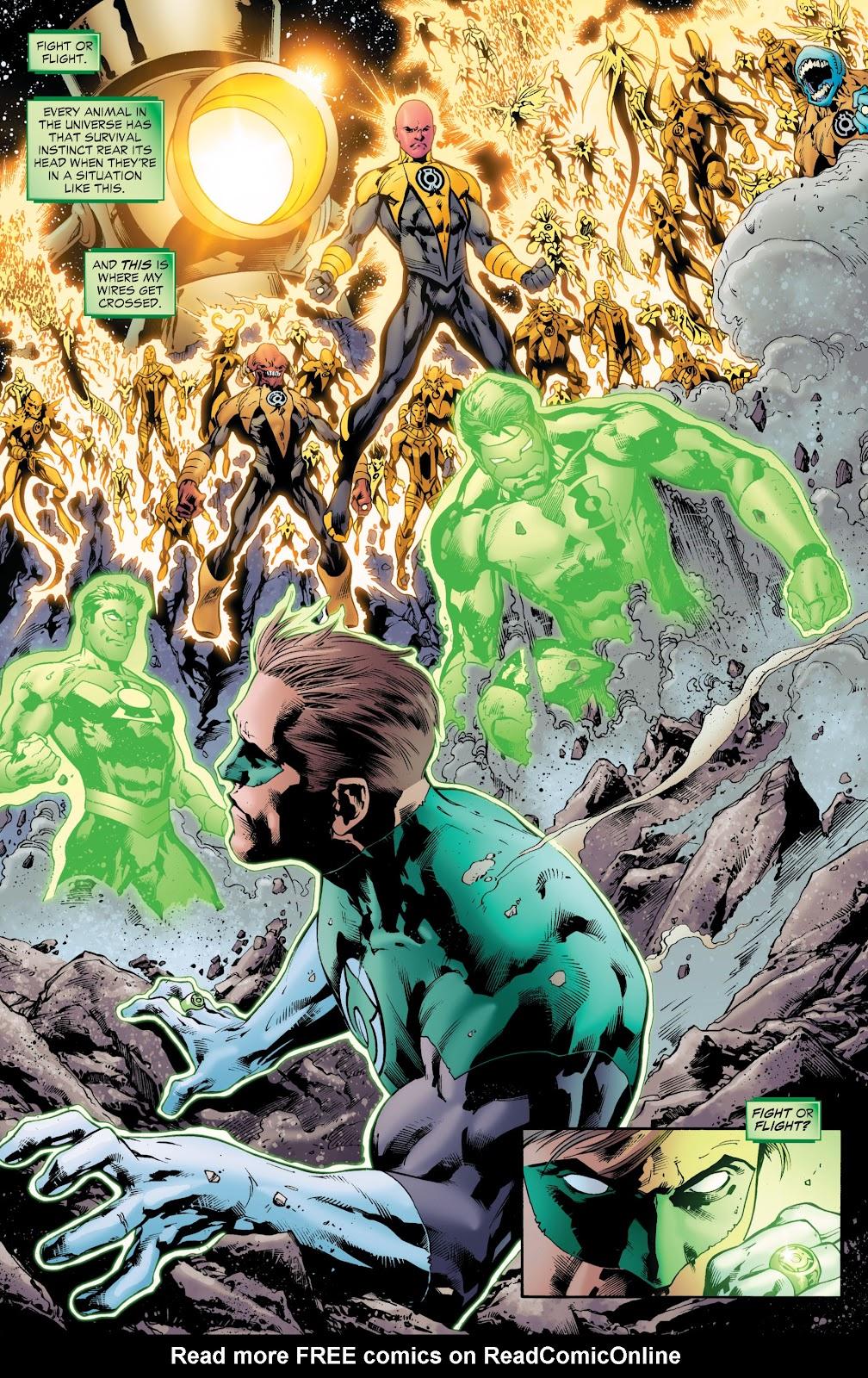 Green Lantern: The Sinestro Corps War Full #1 - English 97