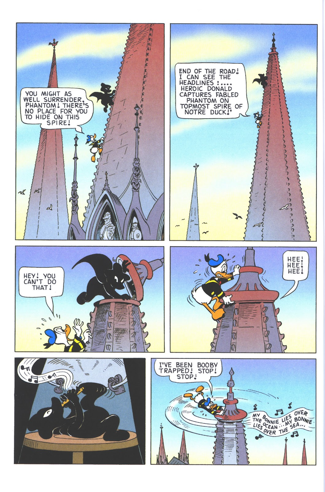 Uncle Scrooge (1953) Issue #379 #379 - English 14
