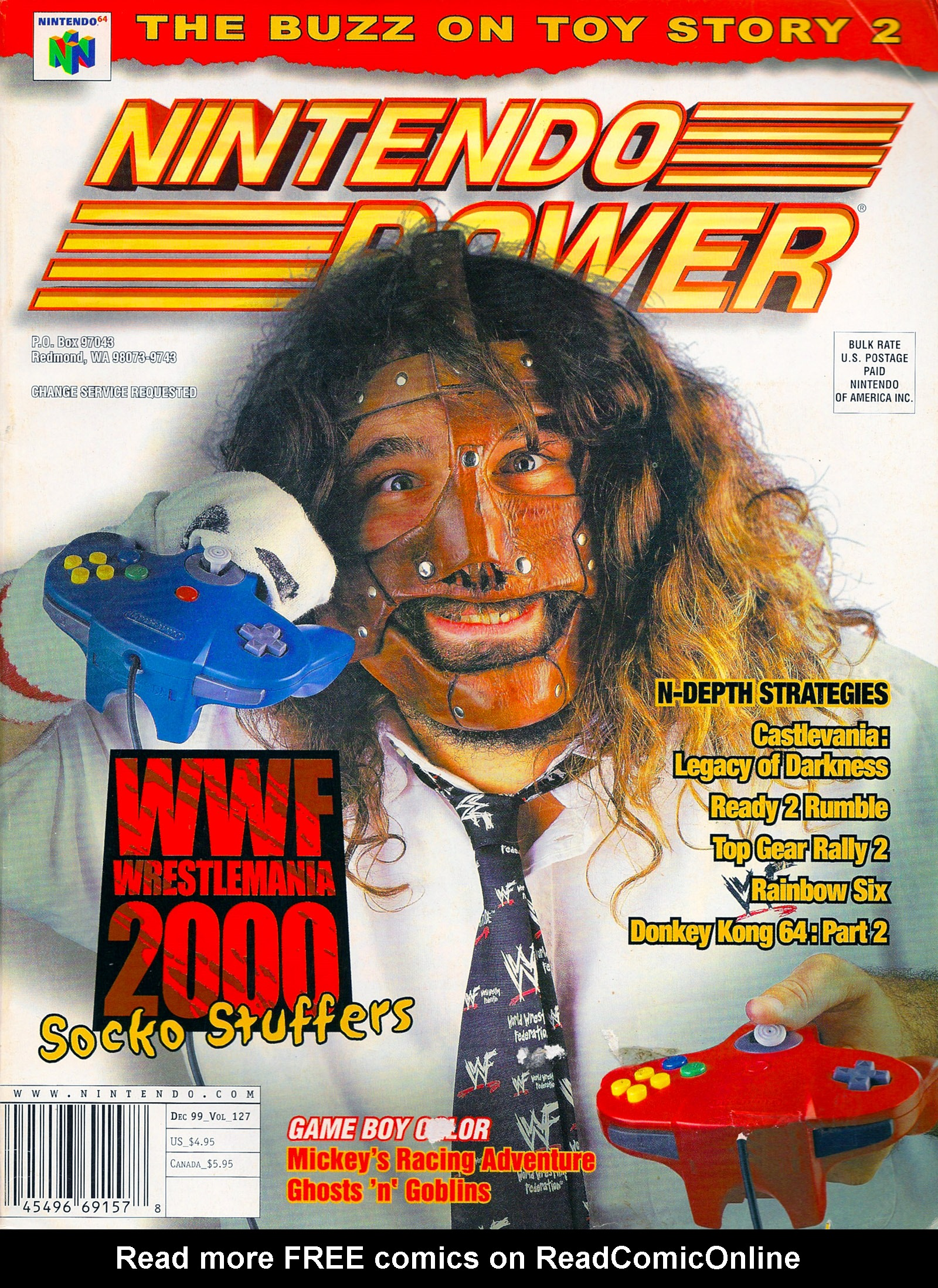 Nintendo Power #127 #127 - English 1