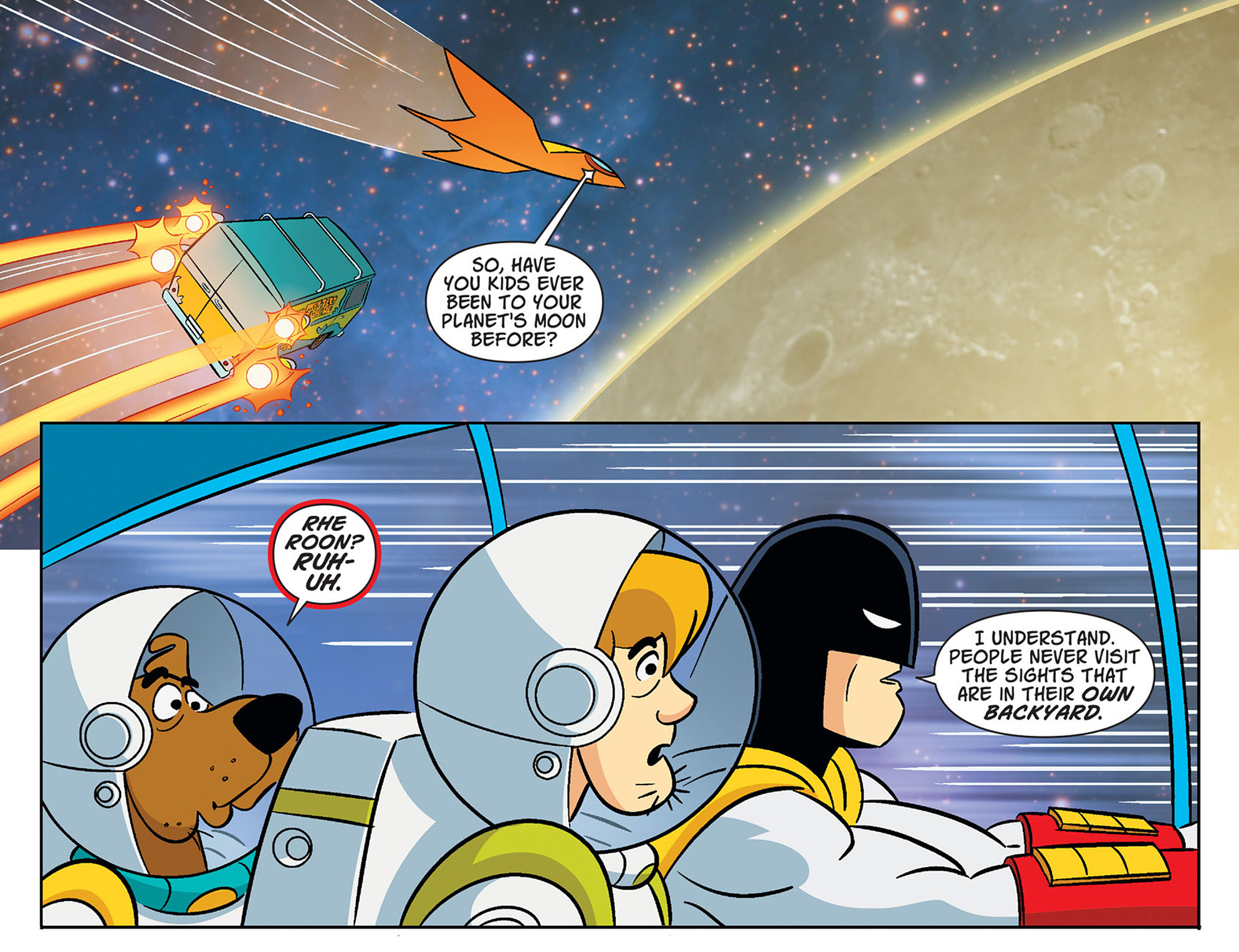 Read online Scooby-Doo! Team-Up comic -  Issue #40 - 4