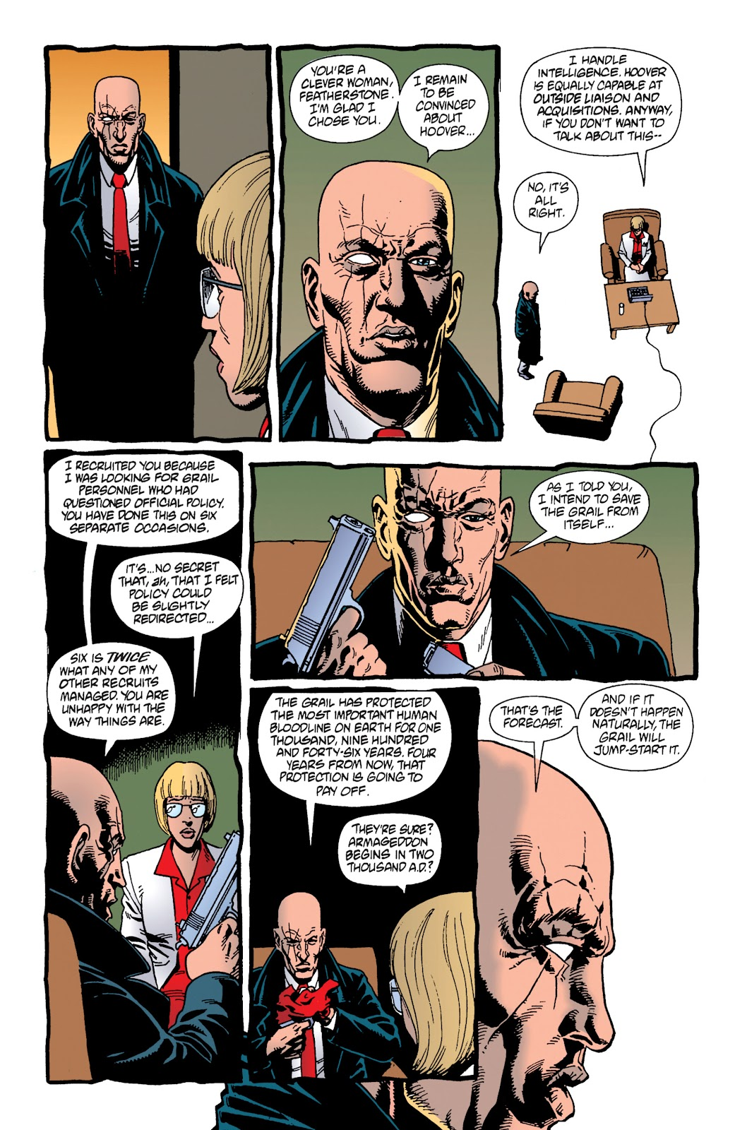 Preacher Issue #14 #23 - English 9