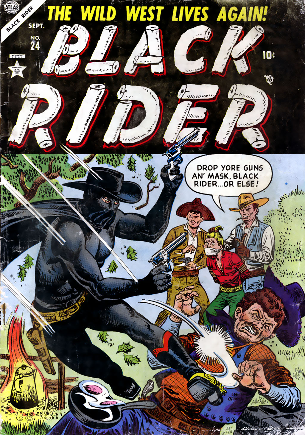 Black Rider 24 Page 1