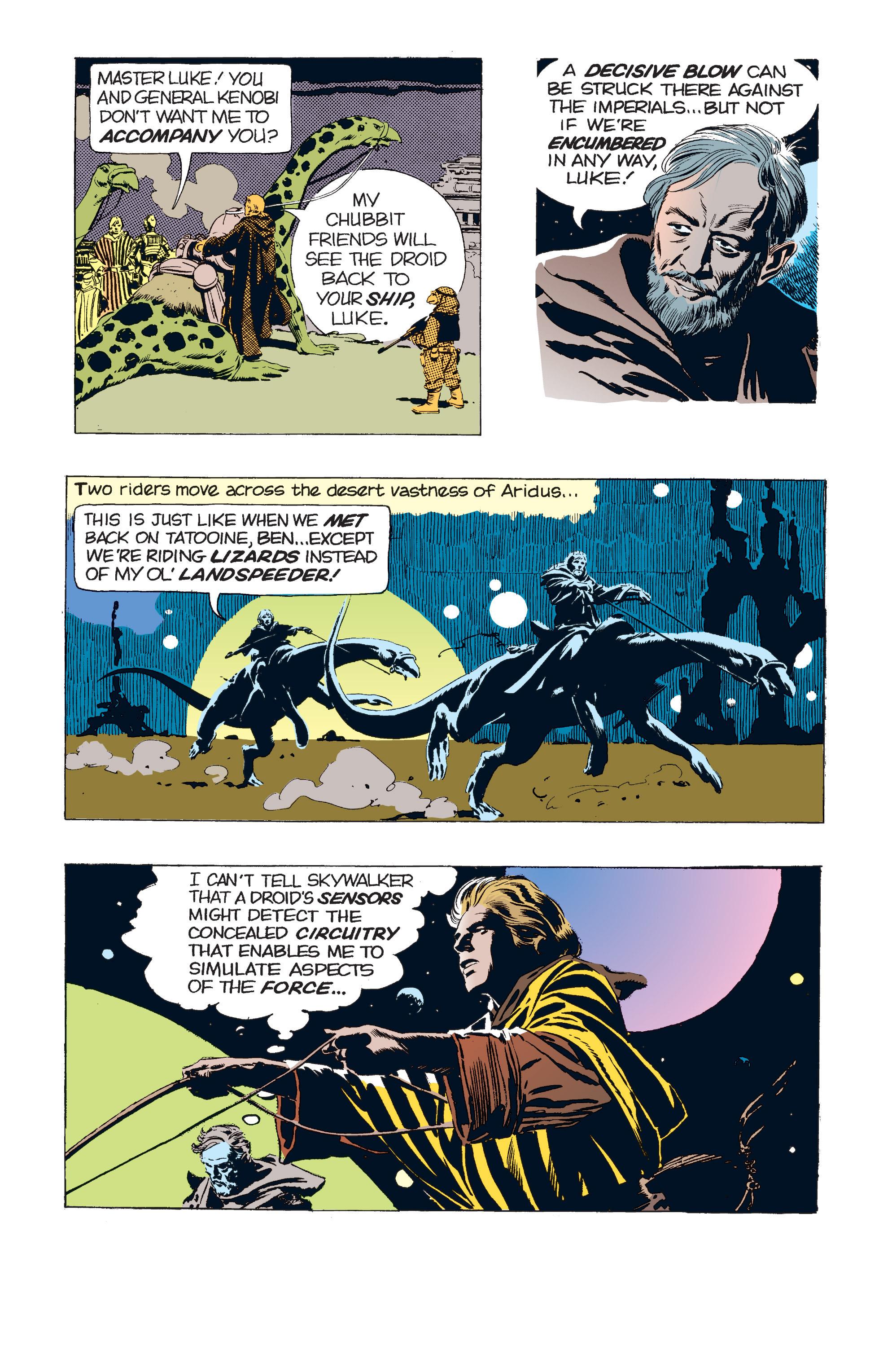 Classic Star Wars #10 #10 - English 23