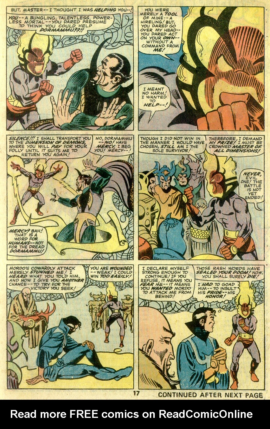 Strange Tales (1951) Issue #188 #190 - English 19