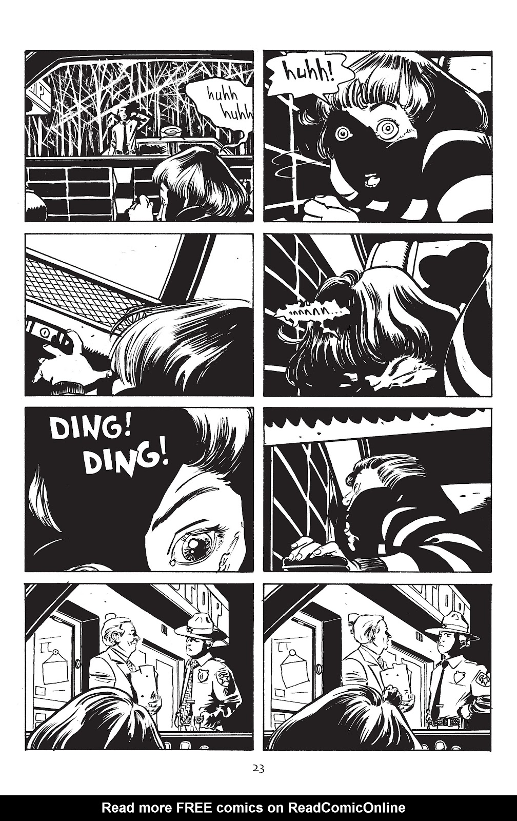 Stray Bullets Issue #4 #4 - English 25
