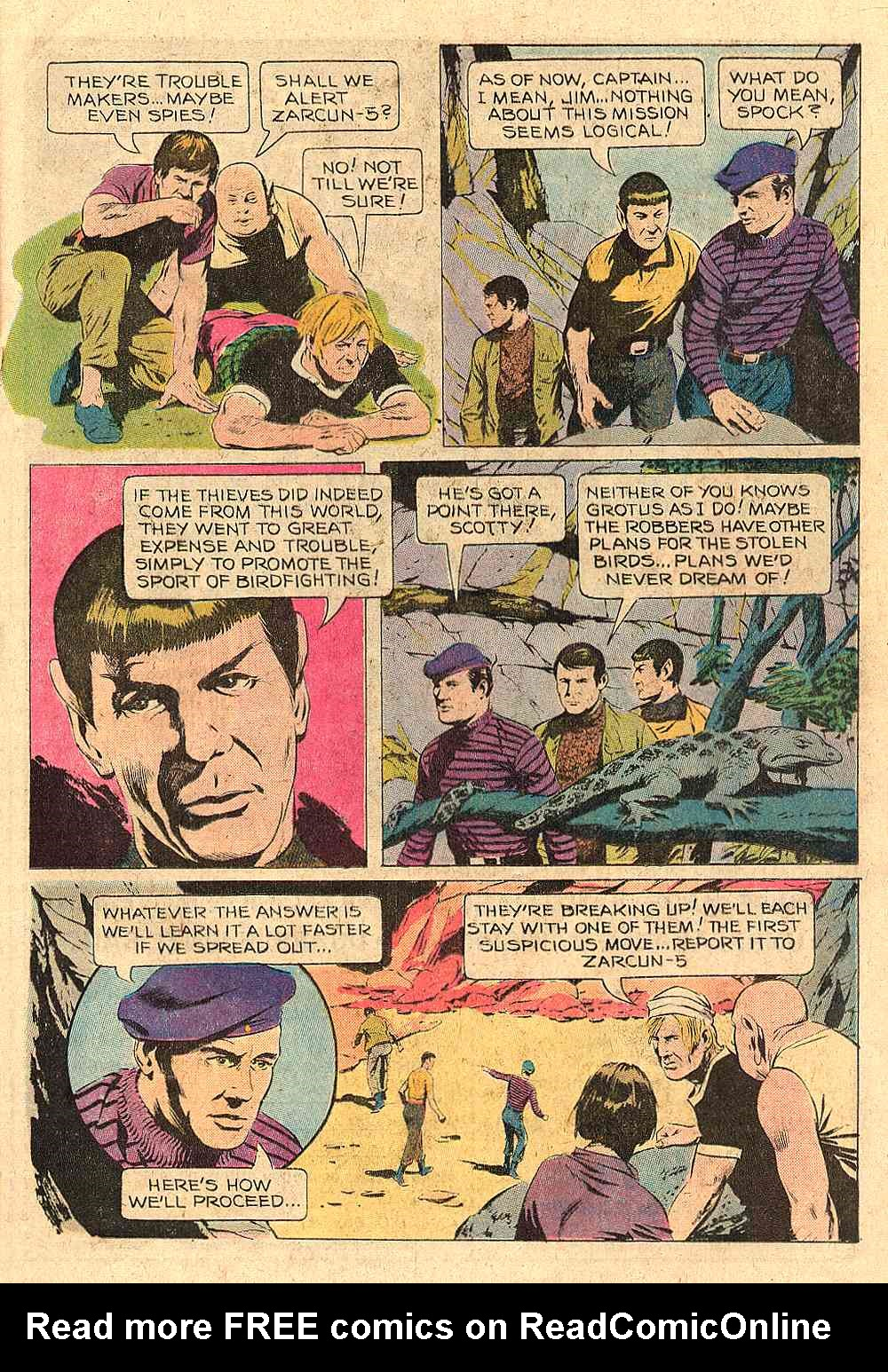 Star Trek (1967) #54 #54 - English 15