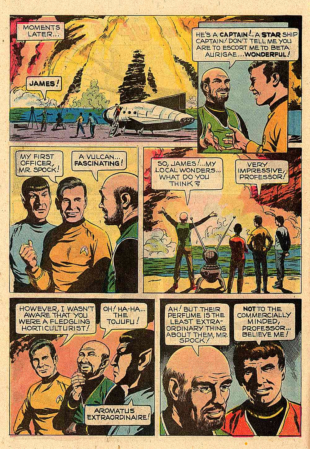 Star Trek (1967) #48 #48 - English 6