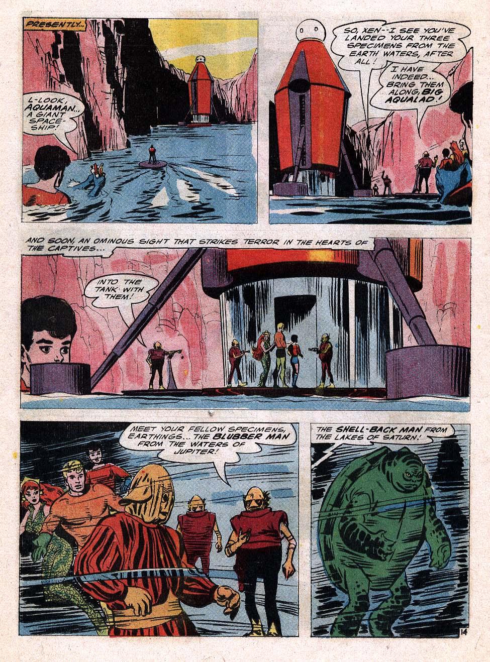 Aquaman (1962) Issue #27 #27 - English 20