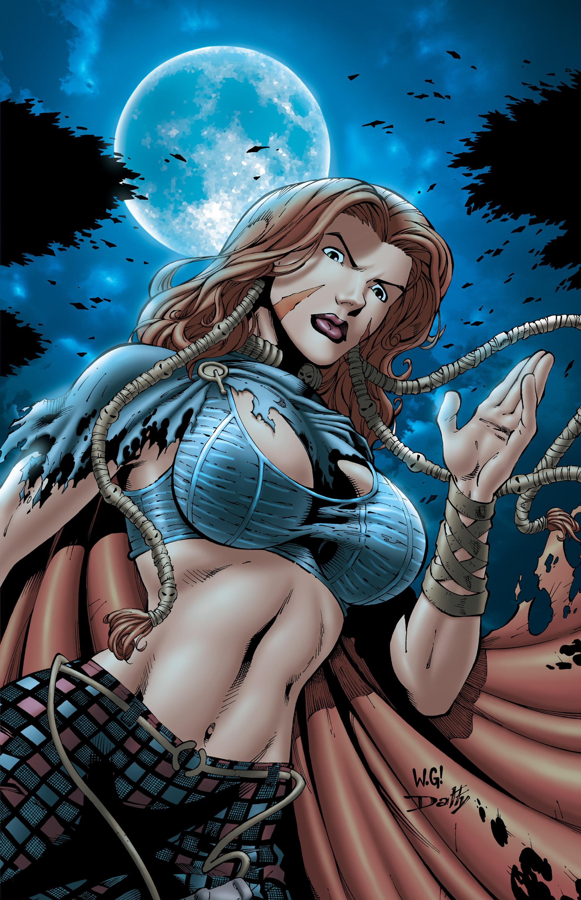 Read online Belladonna comic -  Issue #0 - 40