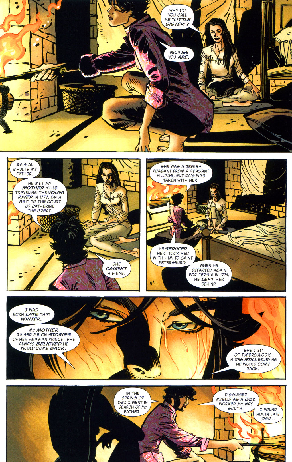 Batman: Death and the Maidens 6 Page 14