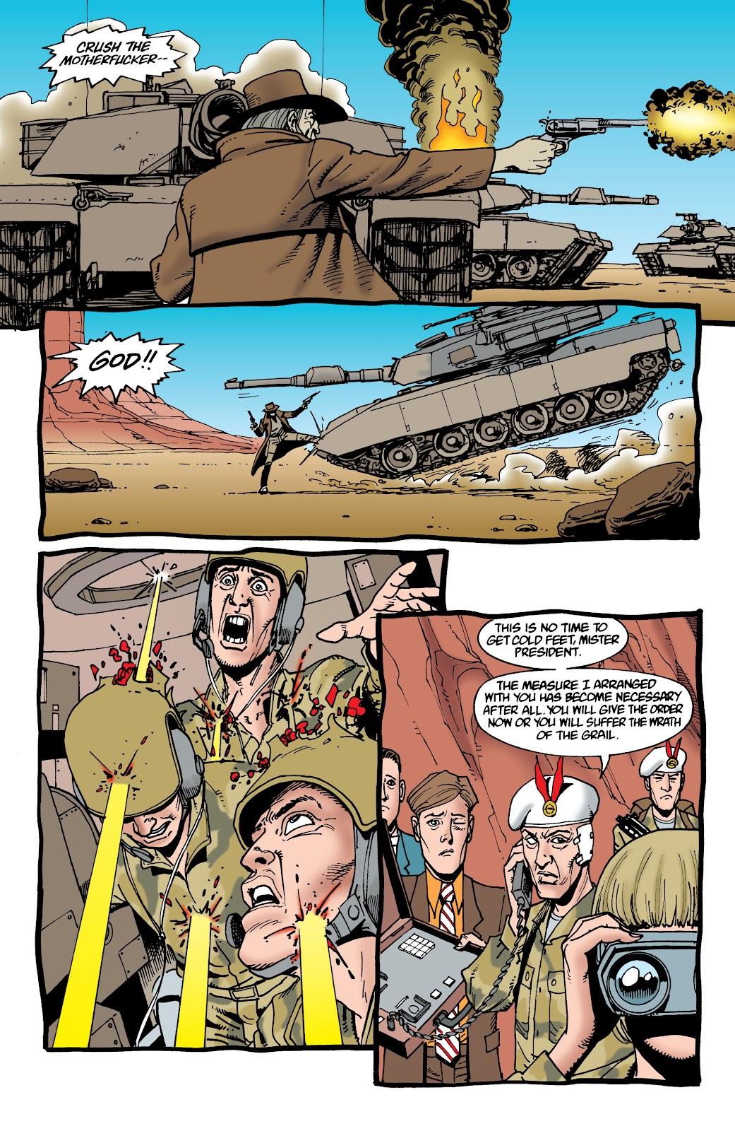 Preacher Issue #37 #46 - English 3