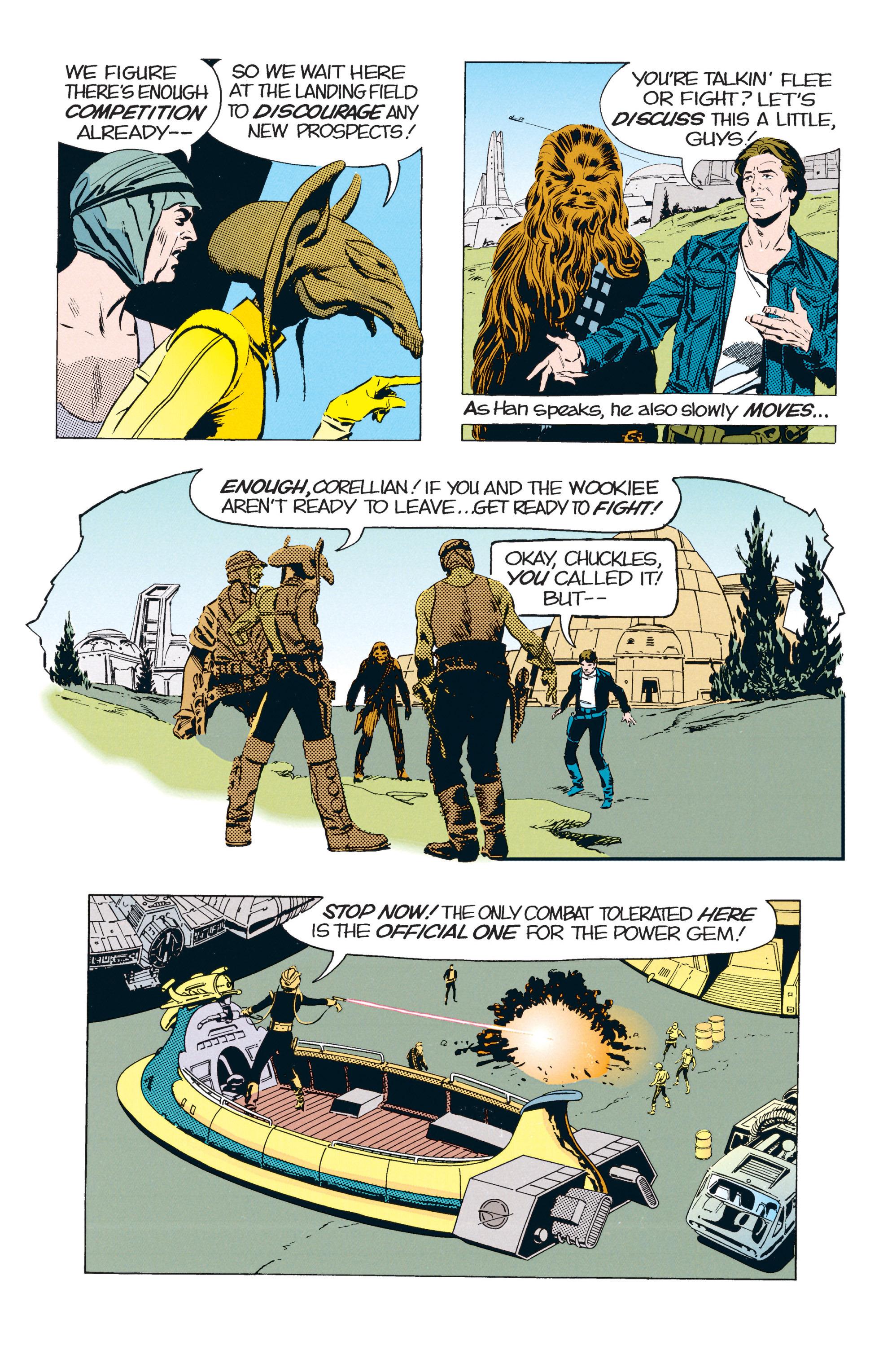 Classic Star Wars #11 #11 - English 21