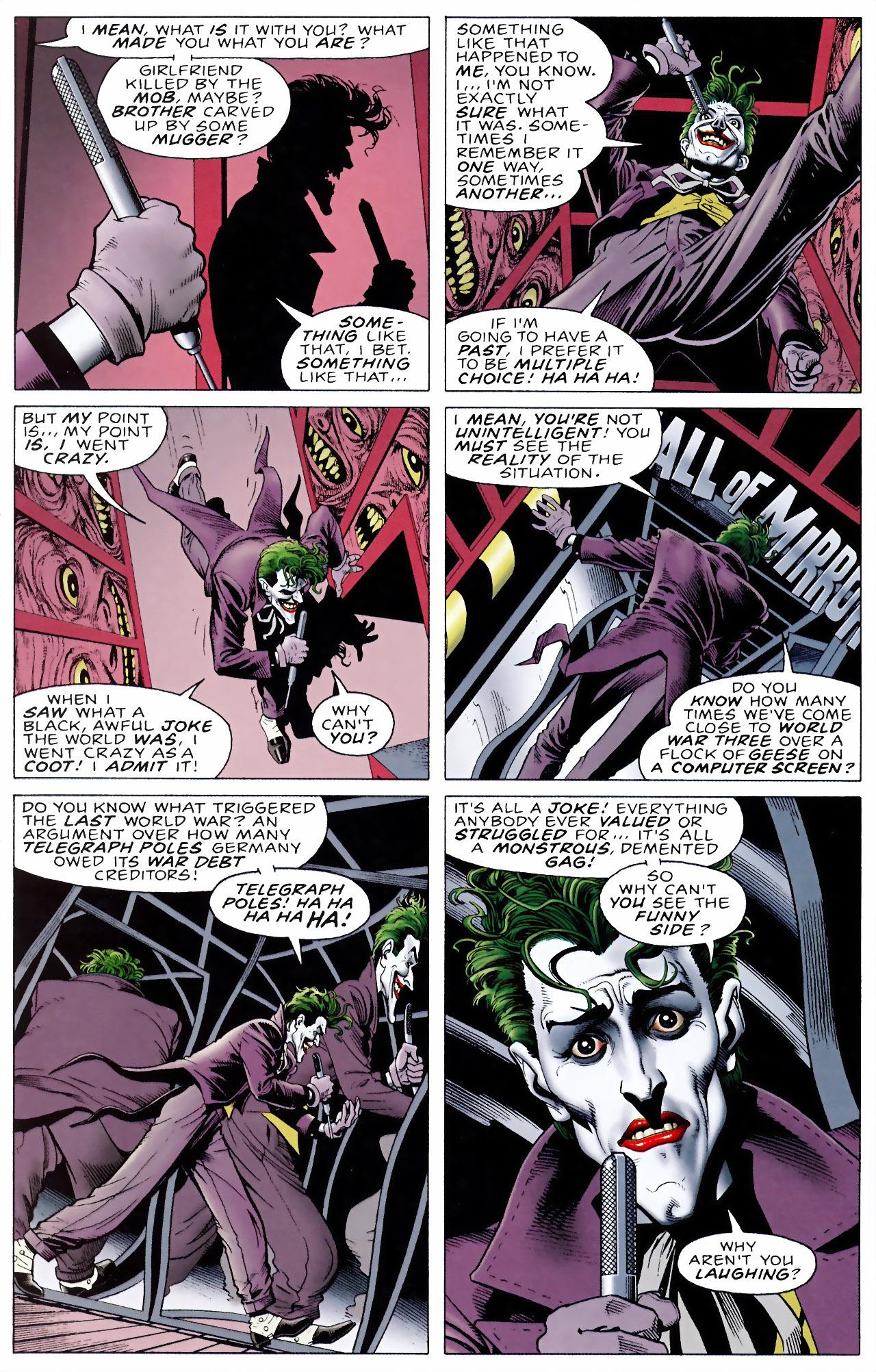 Batman: The Killing Joke chap 1 pic 45