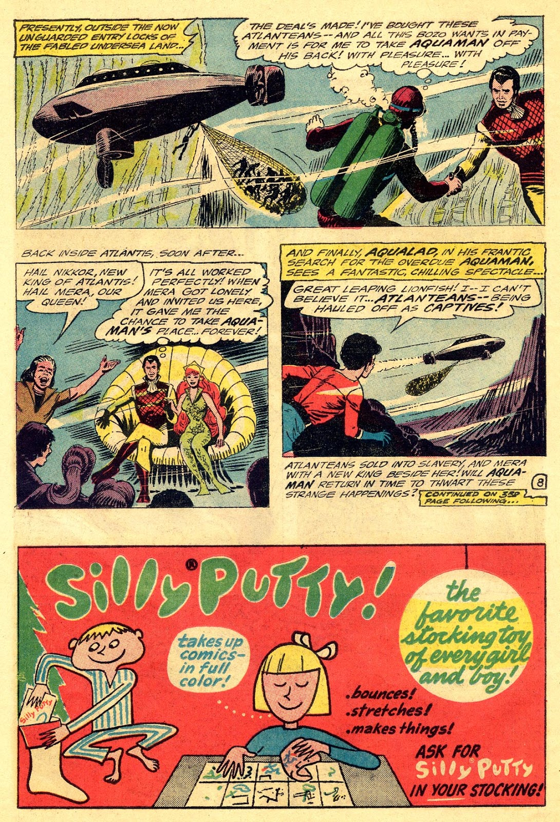 Aquaman (1962) Issue #19 #19 - English 10