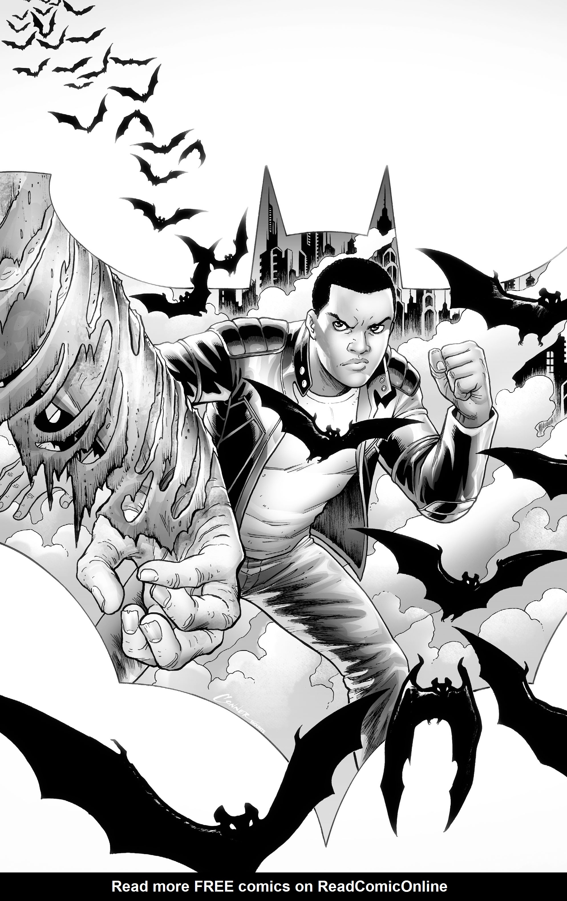 DC Comics: Zero Year chap tpb pic 113