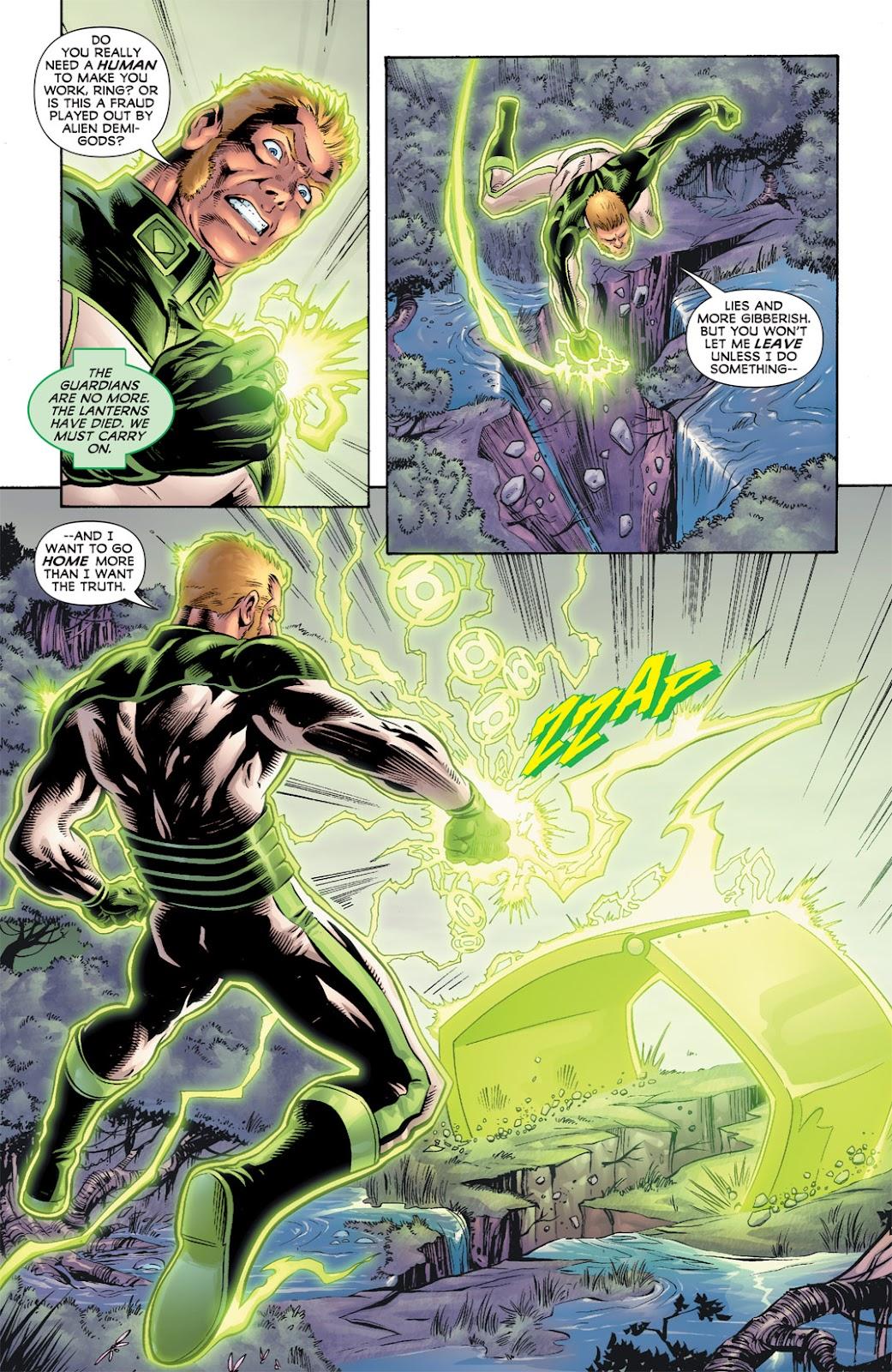 Legion of Super-Heroes (2010) Issue #3 #4 - English 13
