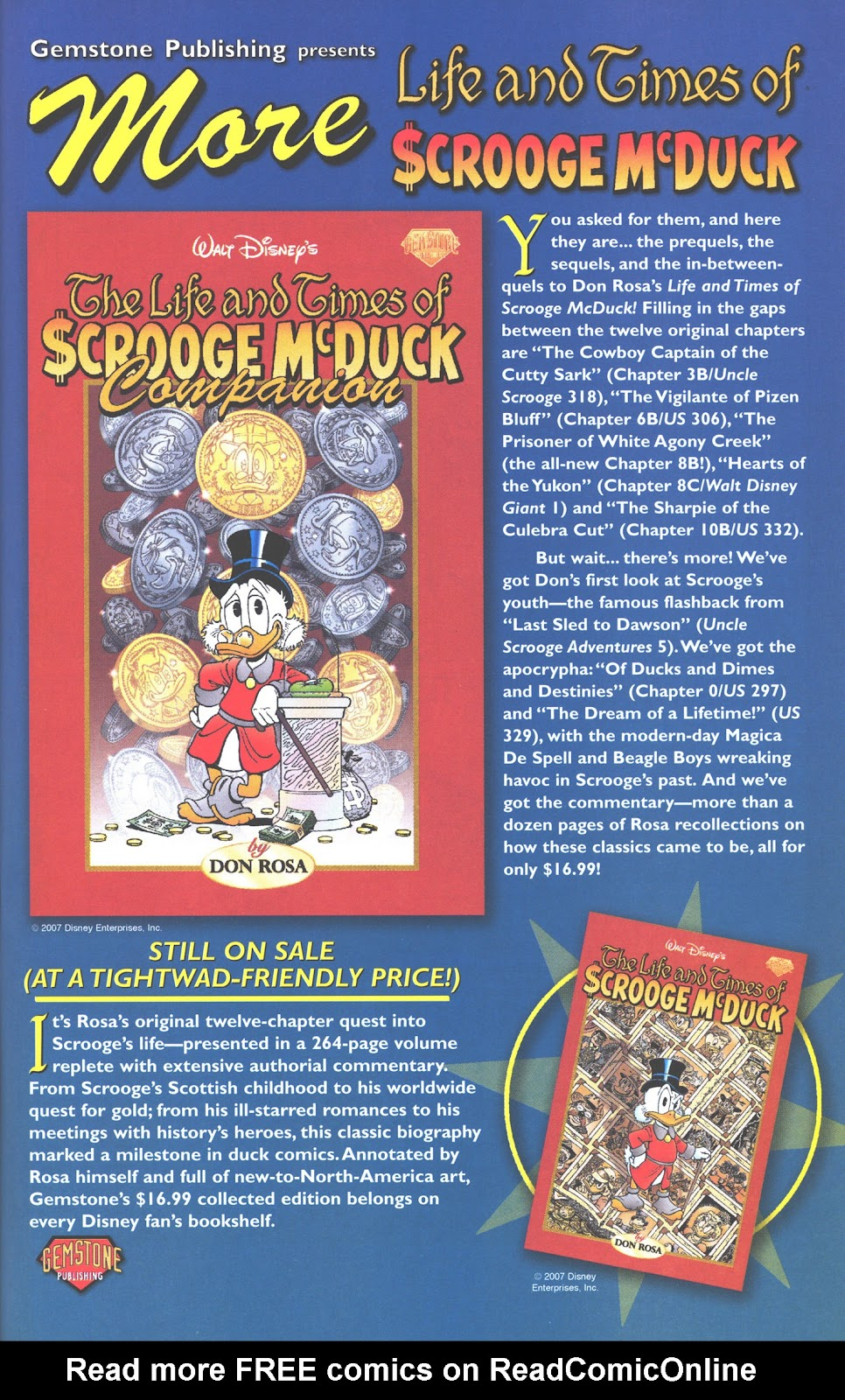 Uncle Scrooge (1953) Issue #362 #362 - English 51