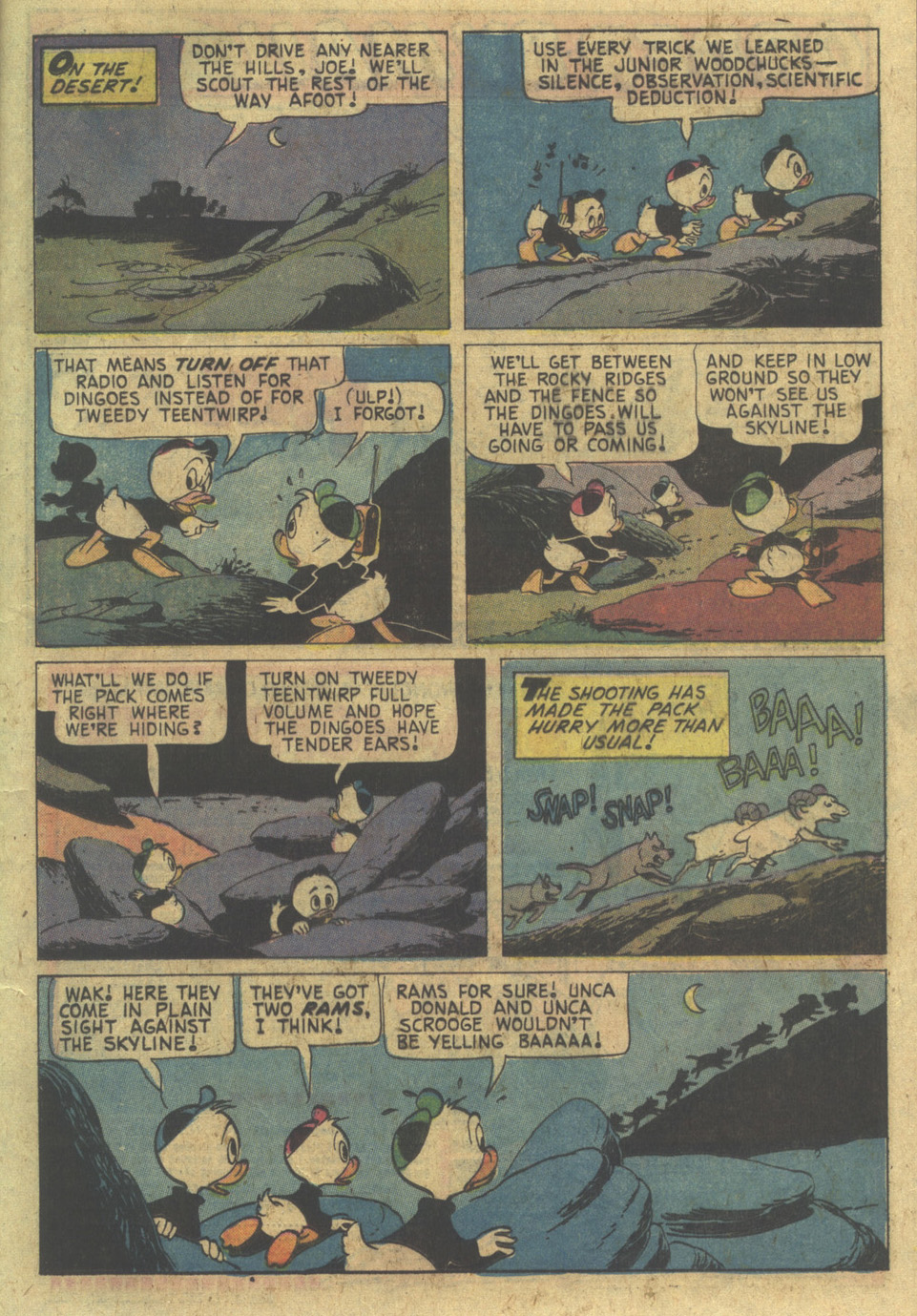Uncle Scrooge (1953) Issue #128 #128 - English 13