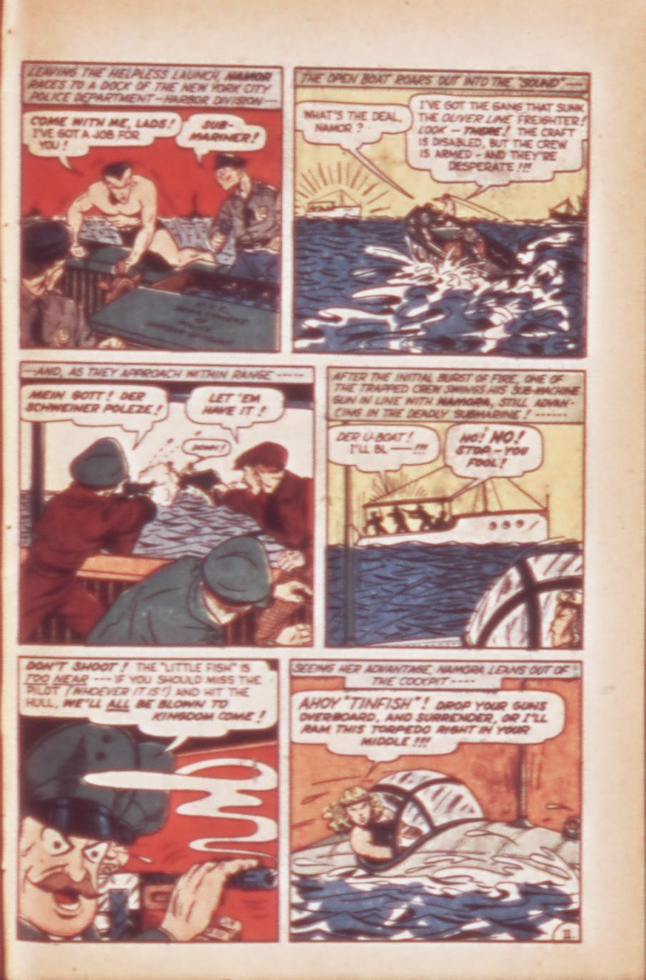 Sub-Mariner Comics #24 #24 - English 27