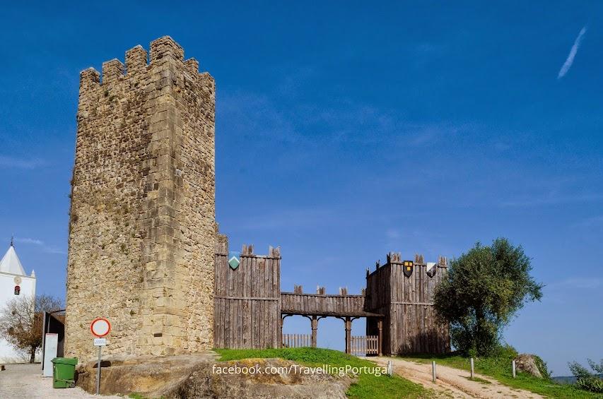 castillo penela