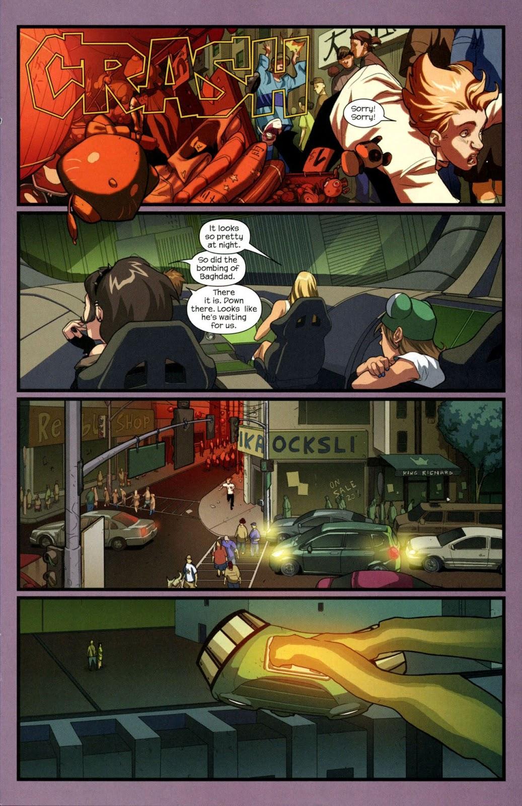 Runaways (2008) Issue #14 #14 - English 16
