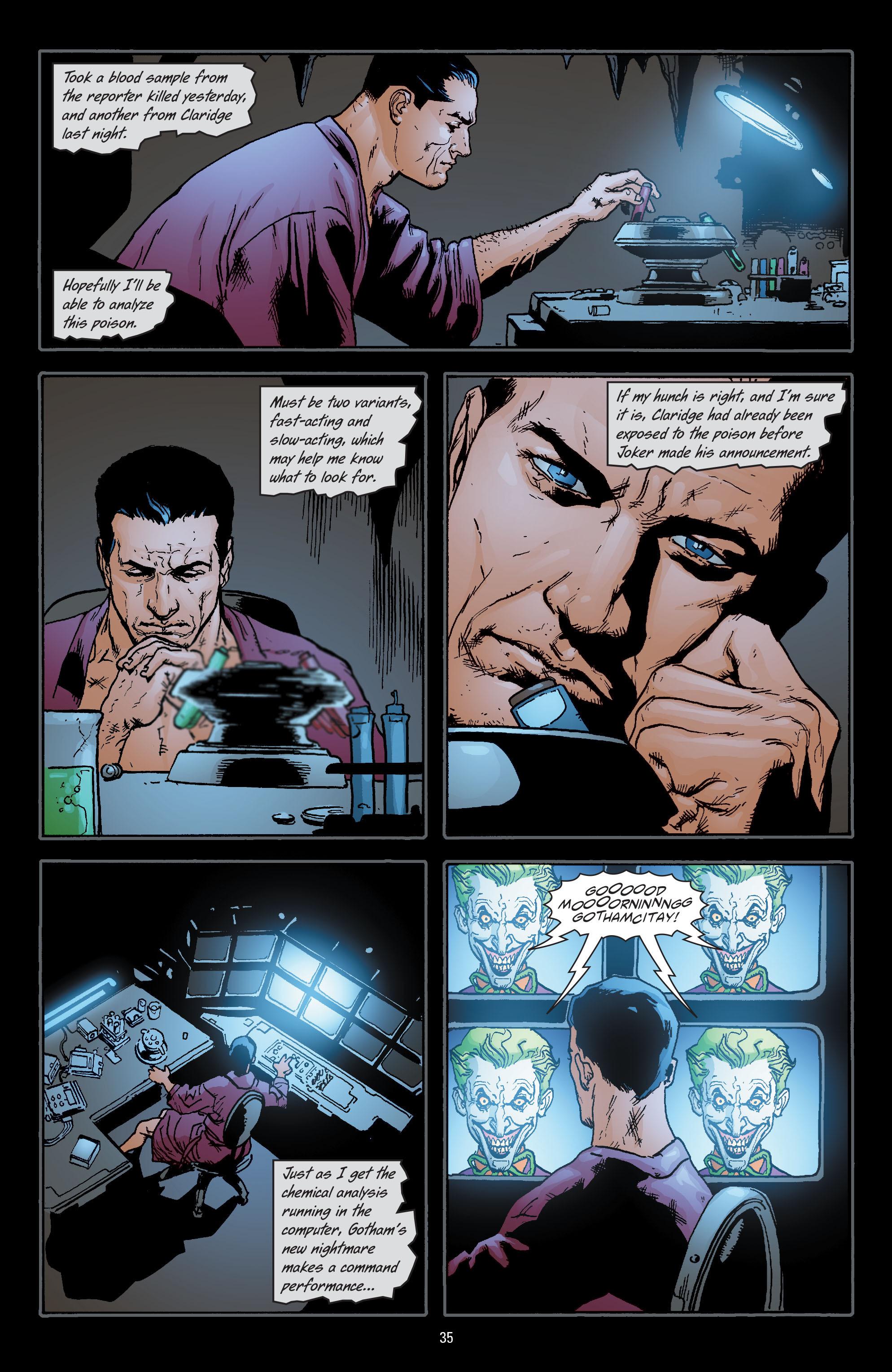 Batman: The Man Who Laughs chap 1 pic 36