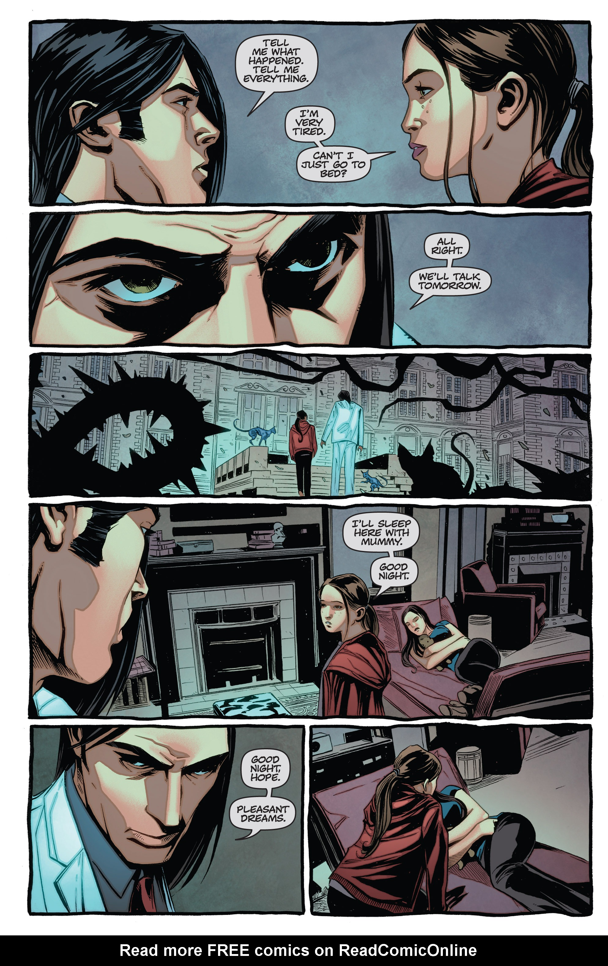 Read online The Darkness (2007) comic -  Issue #113 - 20