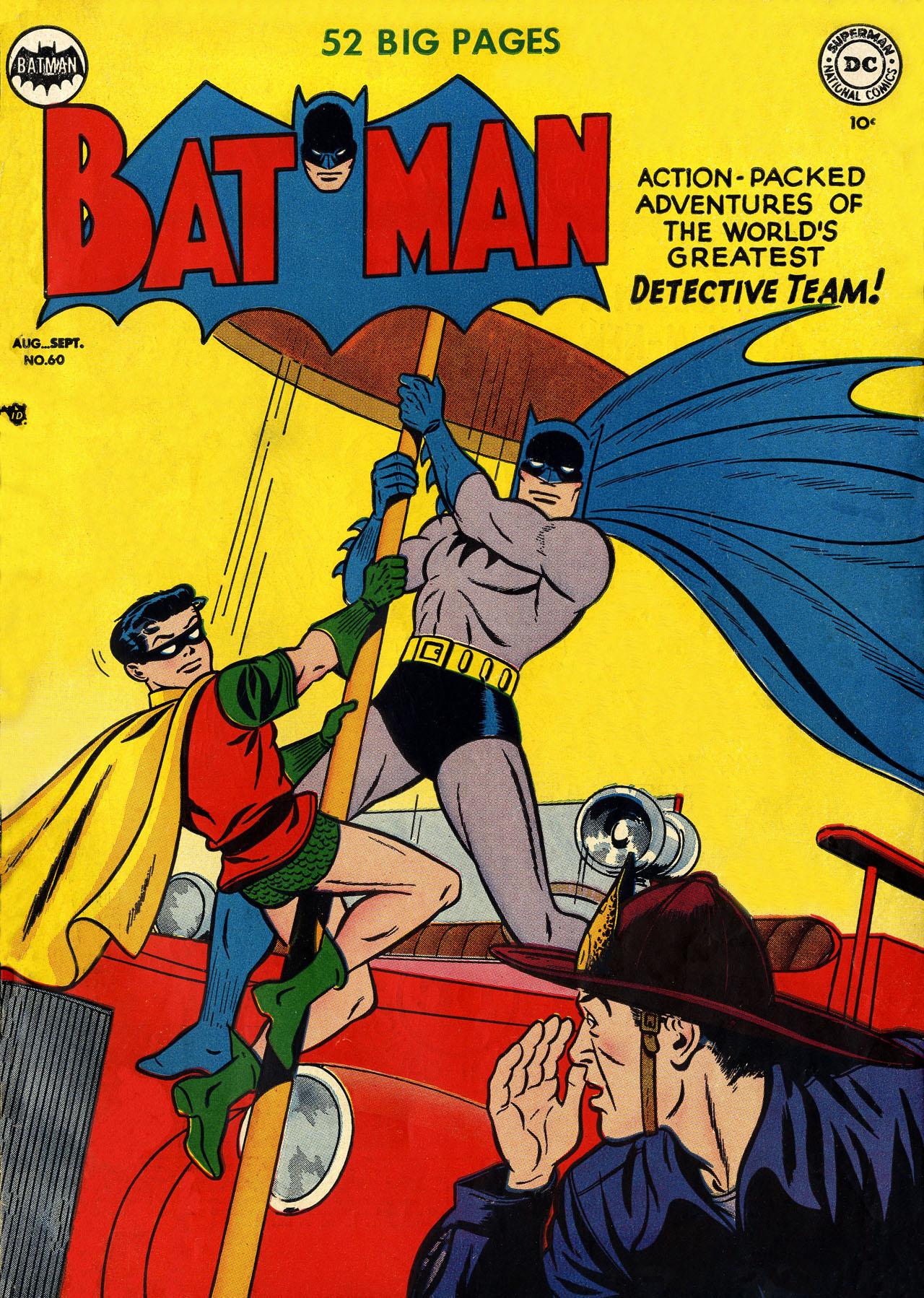Batman (1940) 60 Page 1