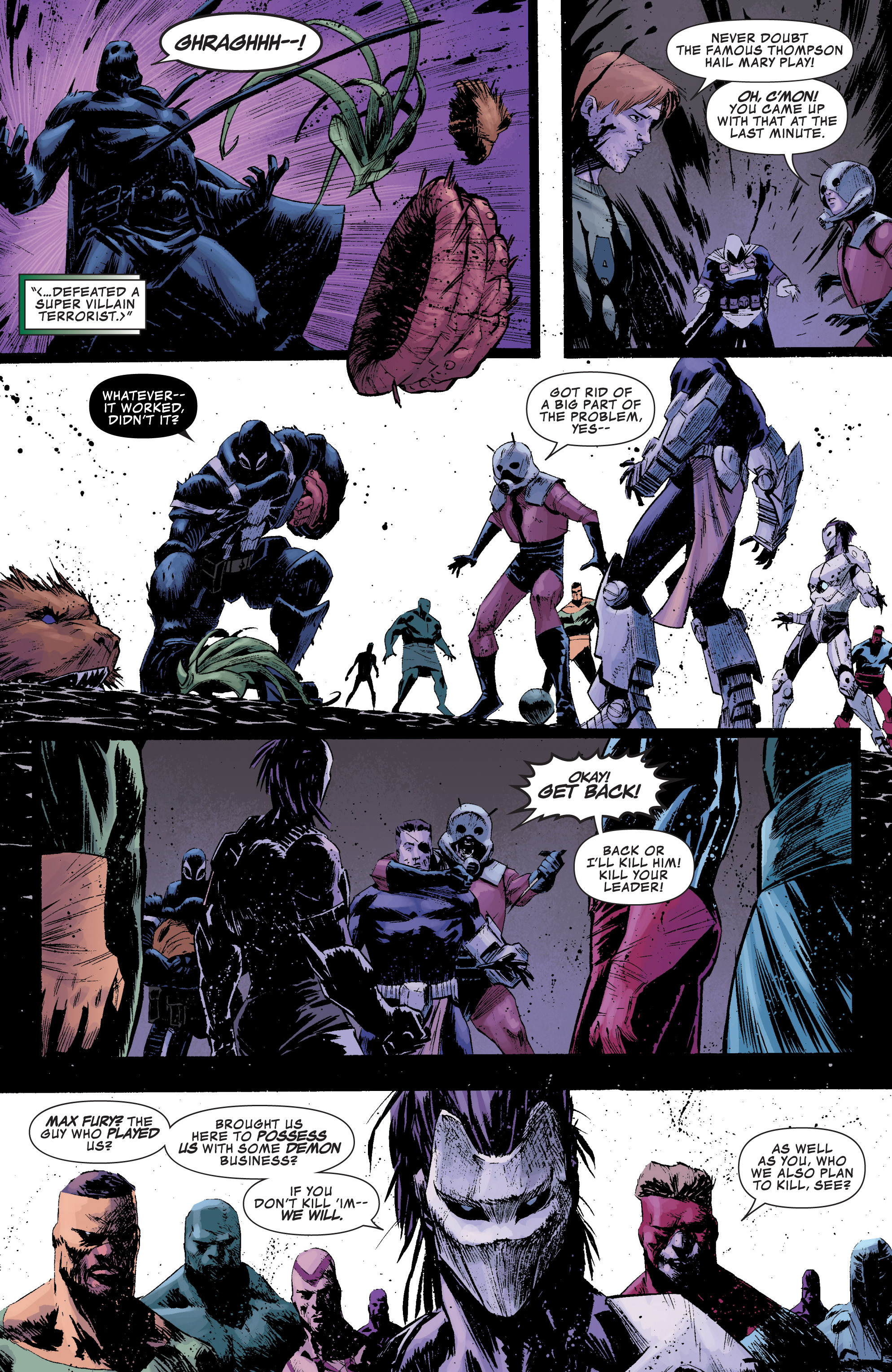 Read online Secret Avengers (2010) comic -  Issue #32 - 15