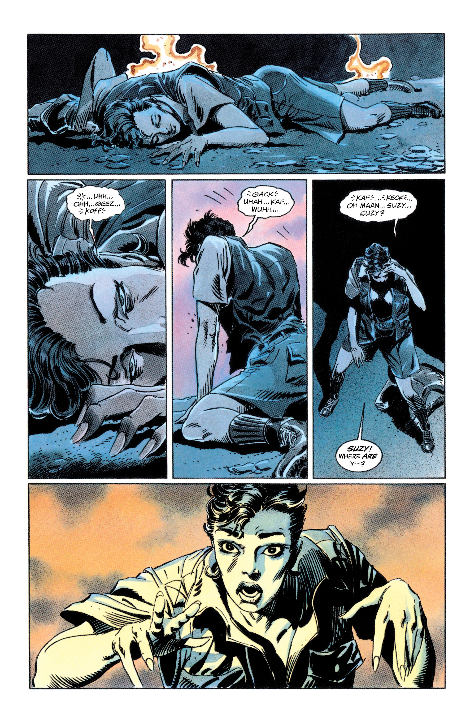 Adam Strange (1990) 2 Page 46