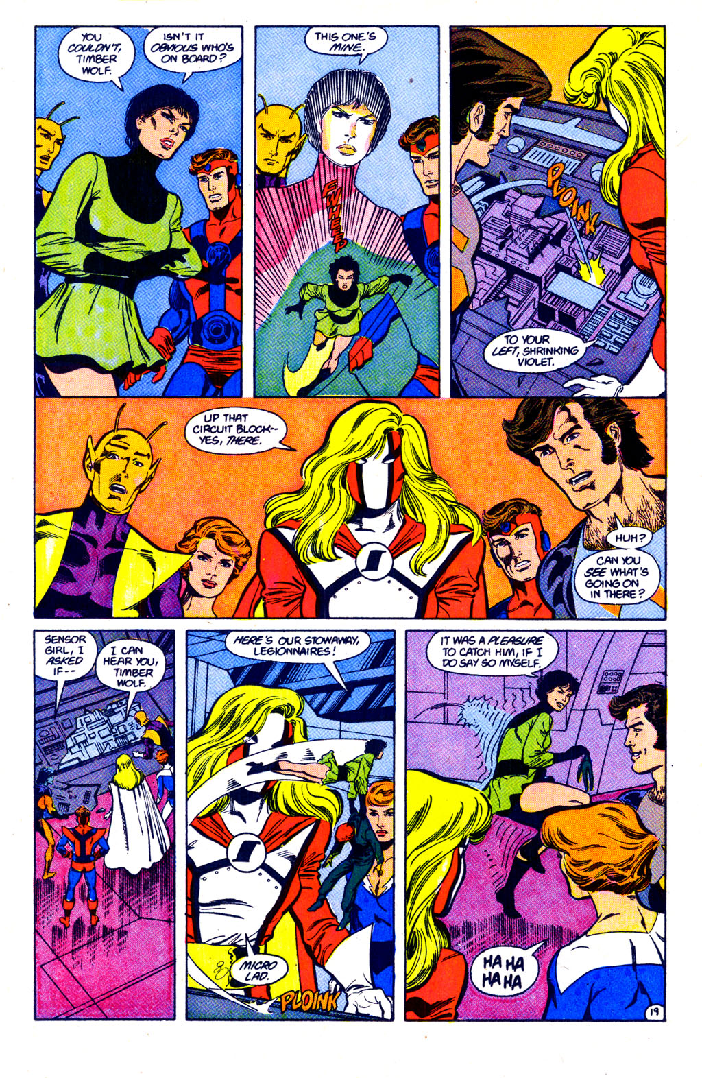 Tales of the Legion Issue #347 #34 - English 20