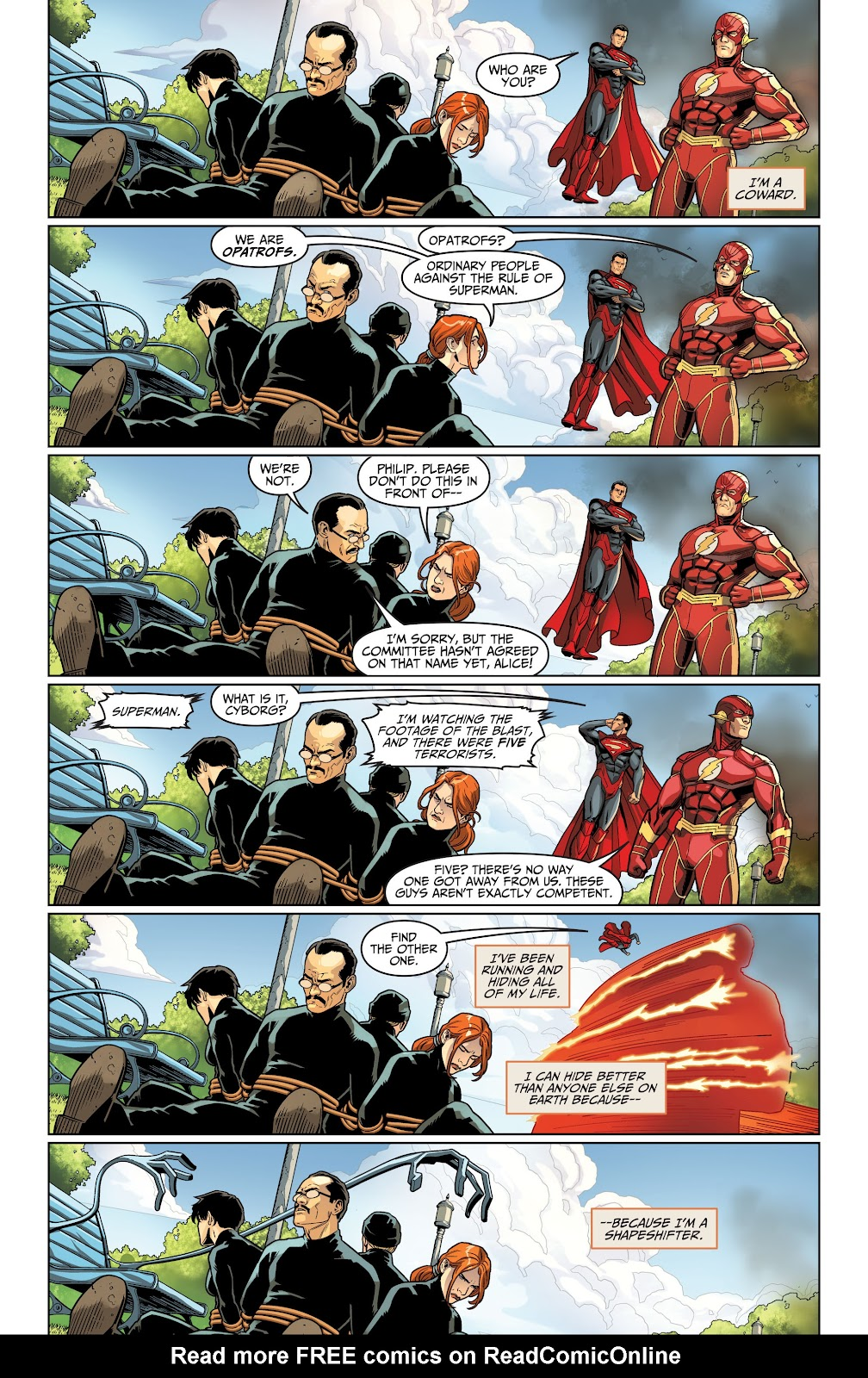 Injustice: Gods Among Us Year Four _Annual 1 #1 - English 5