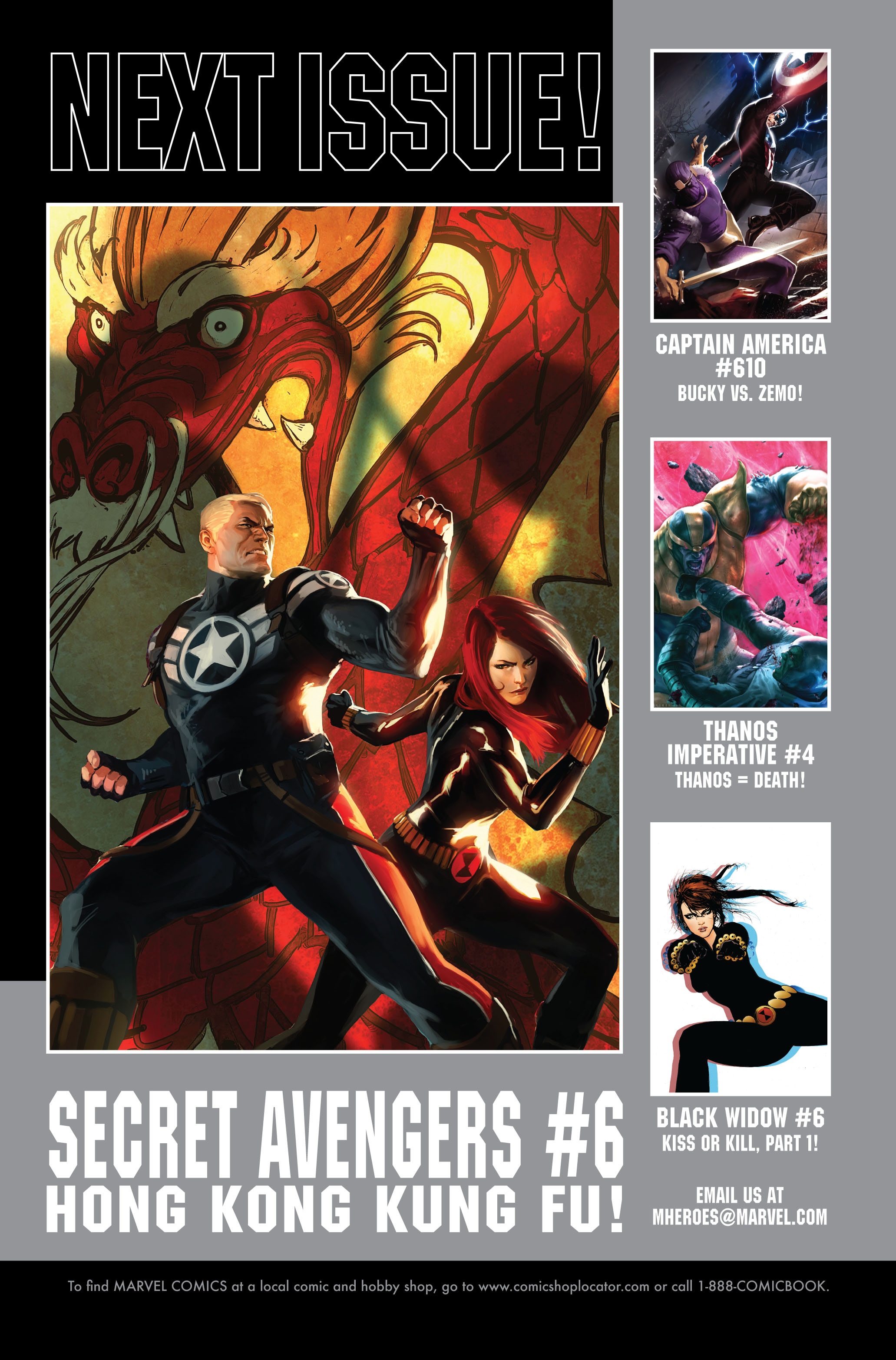 Read online Secret Avengers (2010) comic -  Issue #5 - 25