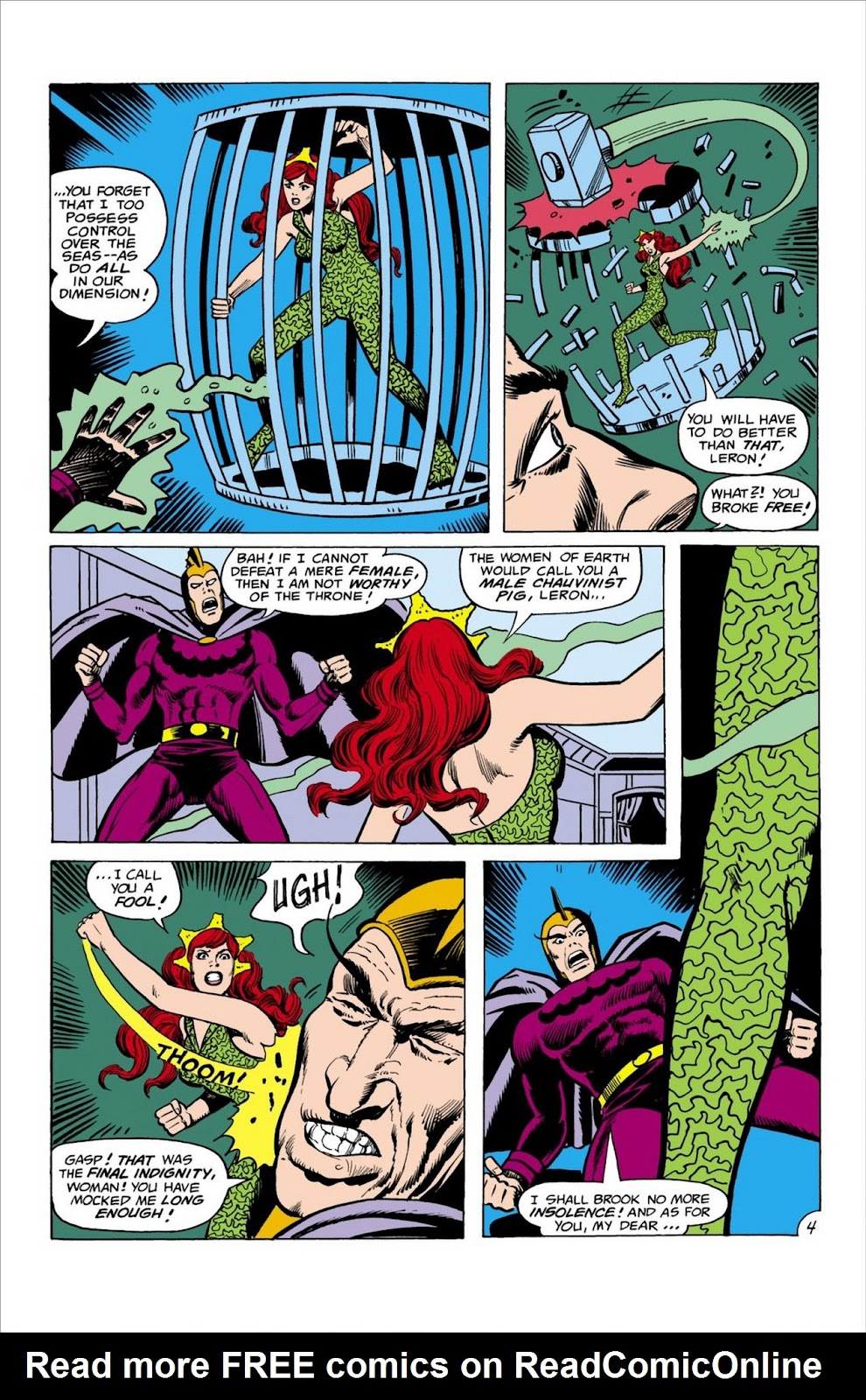 Aquaman (1962) Issue #59 #59 - English 16