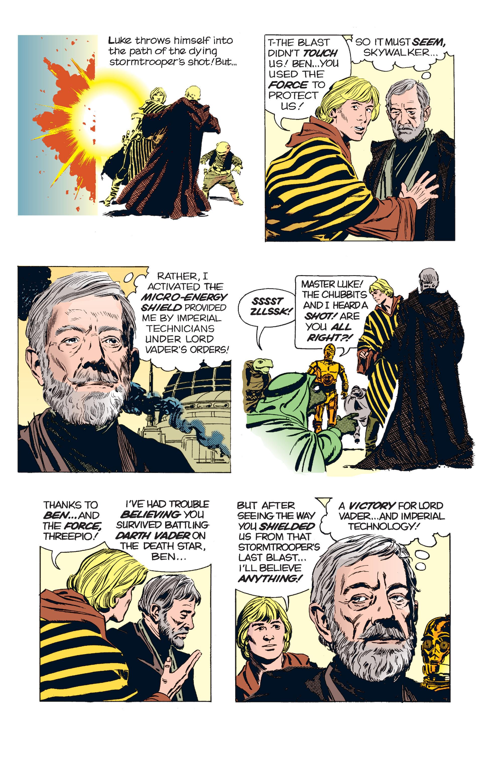 Classic Star Wars #10 #10 - English 21