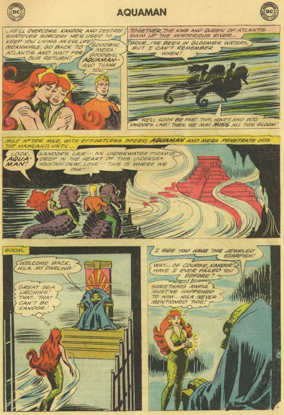 Read online Aquaman (1962) comic -  Issue #22 - 9