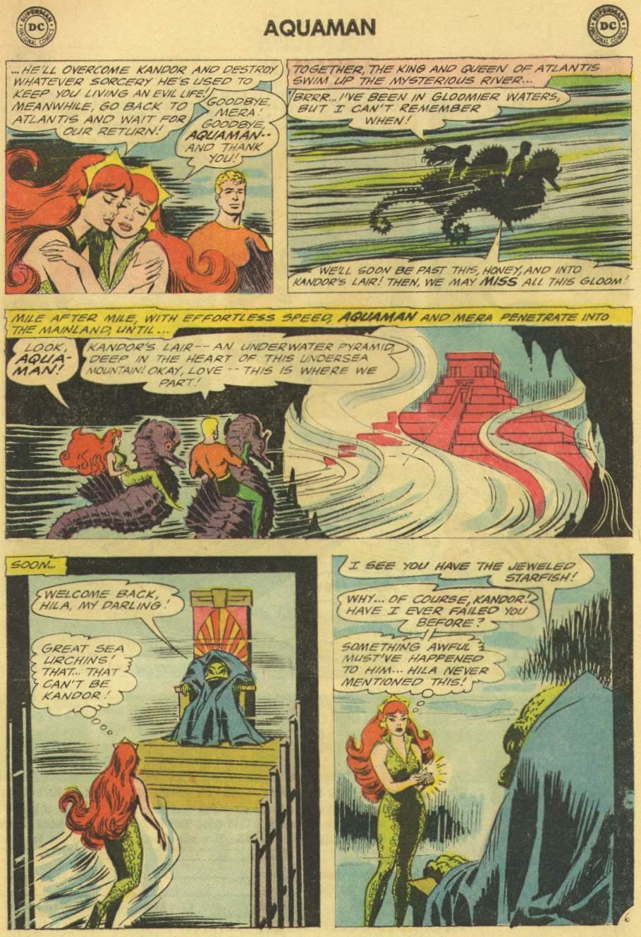 Aquaman (1962) Issue #22 #22 - English 9