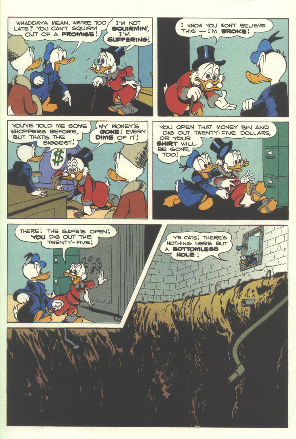 Walt Disney's Donald Duck Adventures (1987) Issue #30 #30 - English 53