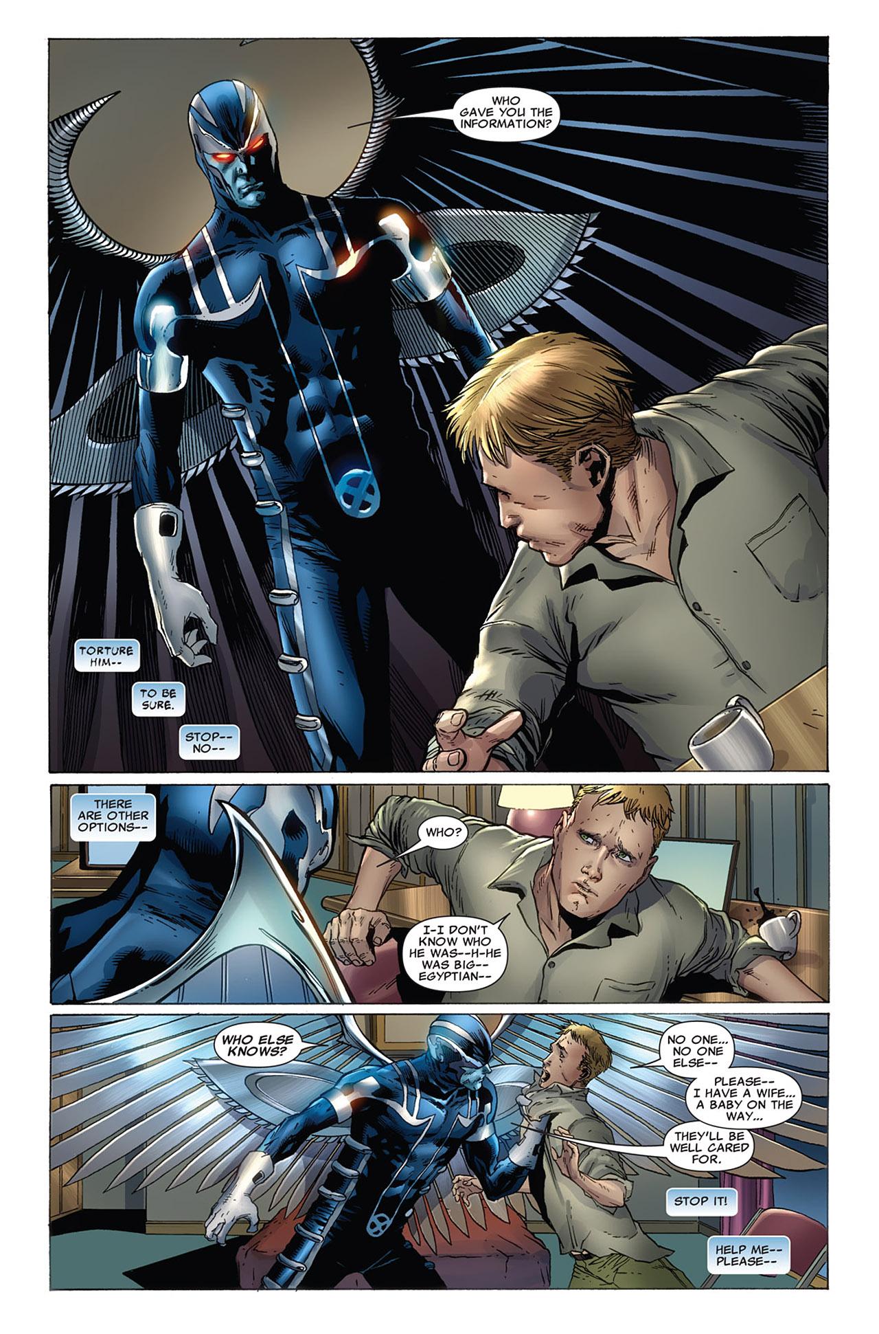 Uncanny X-Force (2010) #10 #27 - English 14