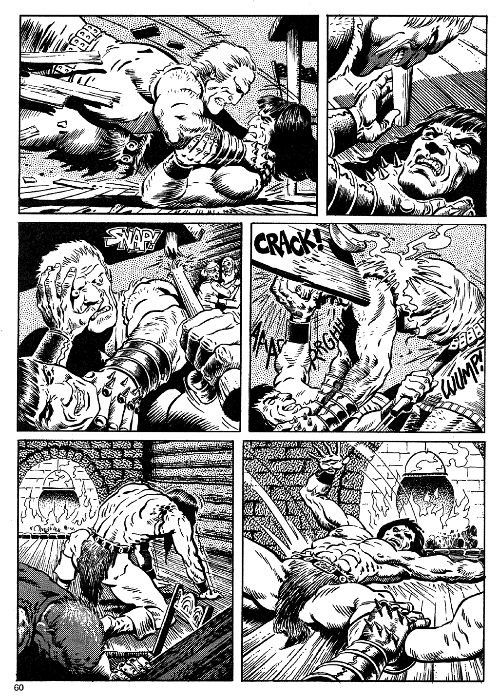 The Savage Sword Of Conan Issue #110 #111 - English 58