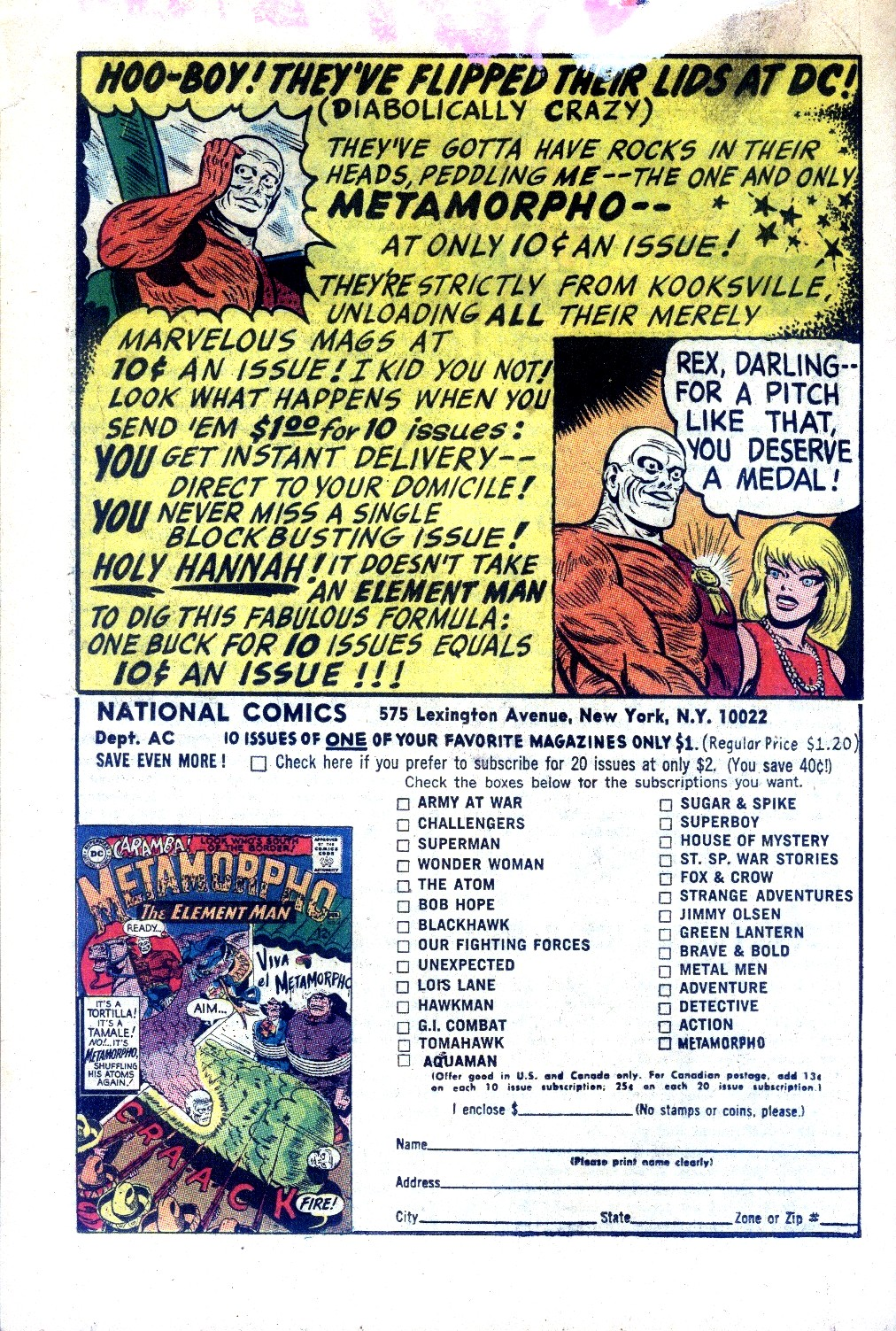 Read online Sea Devils comic -  Issue #27 - 35